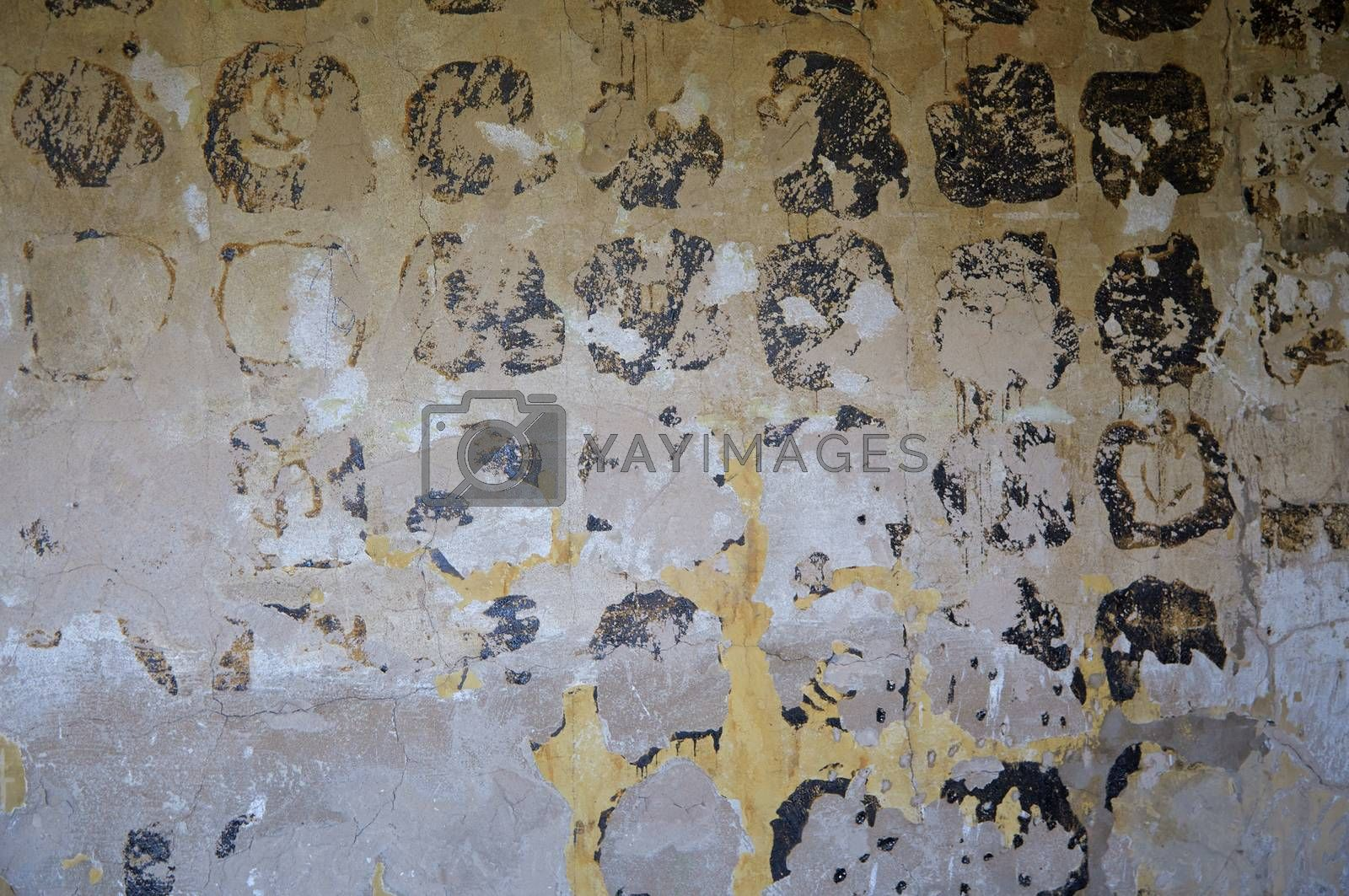 Royalty free image of Old wall by Novic