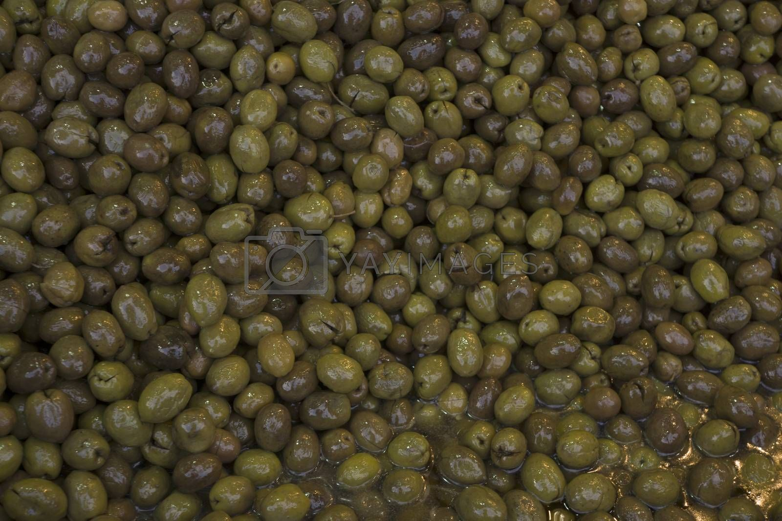 Royalty free image of Olives by photosil