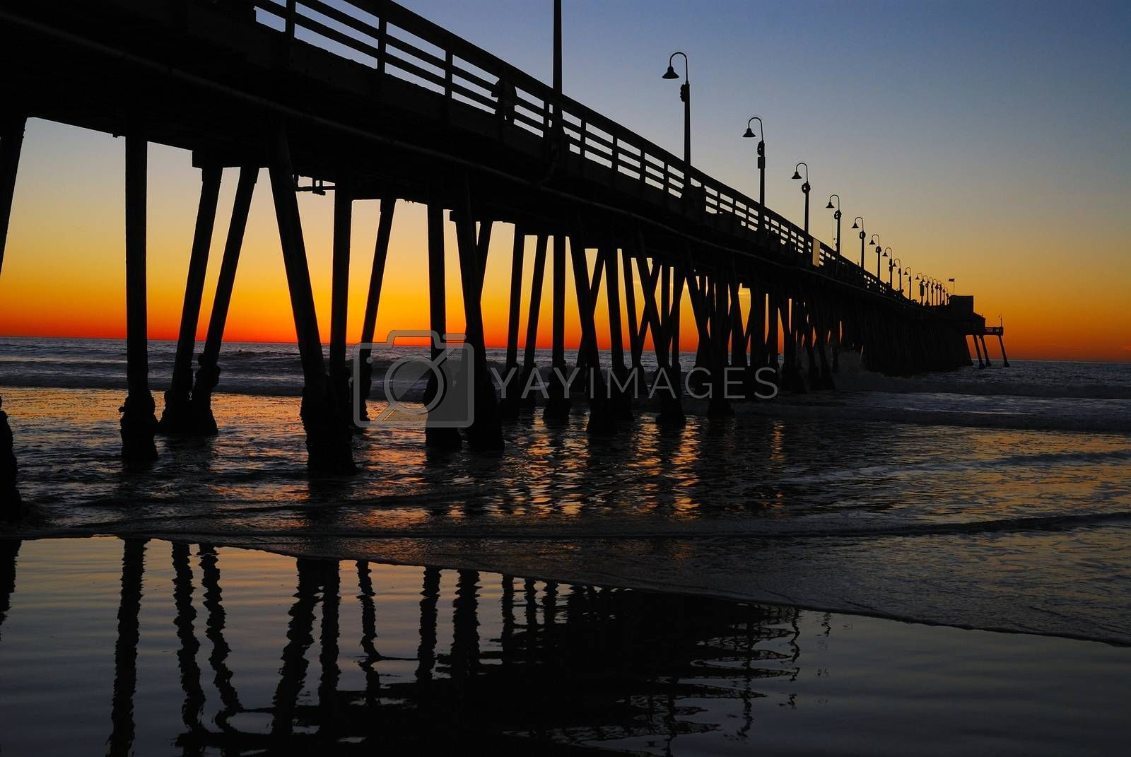 Royalty free image of California Dream by tim_rones
