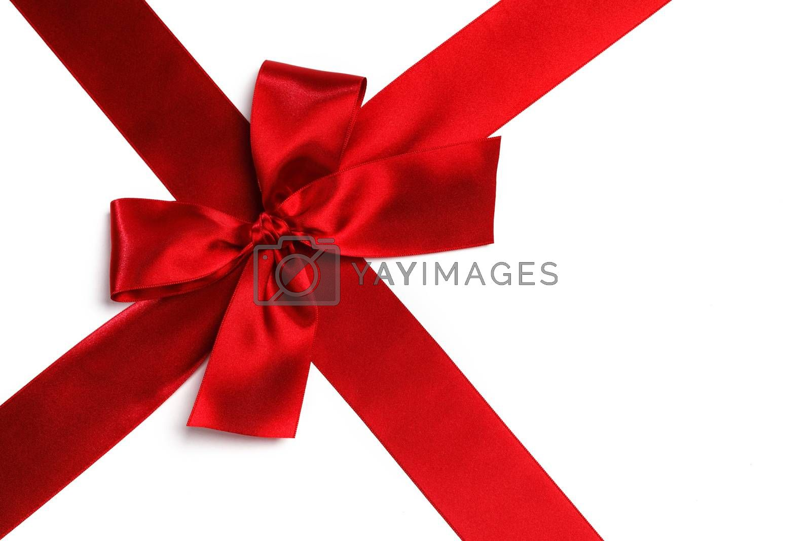 Royalty free image of Decorative bow by Yellowj