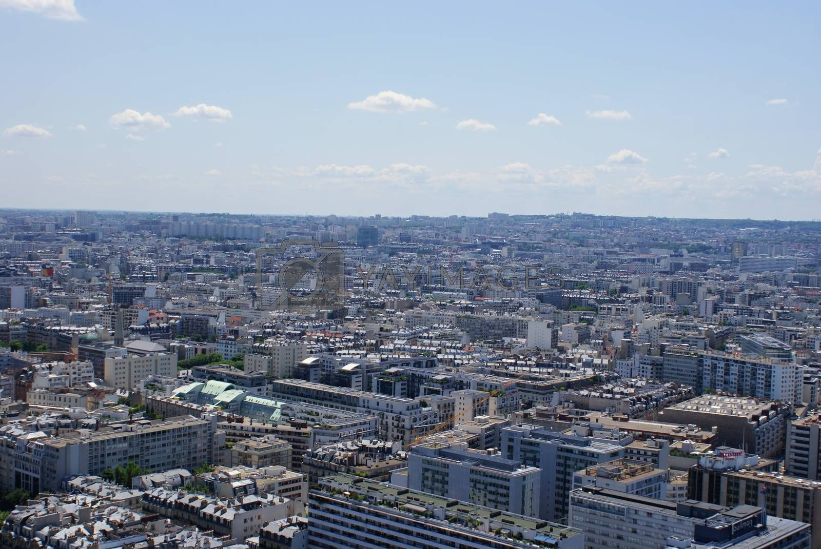 Royalty free image of Paris, France by Dermot68