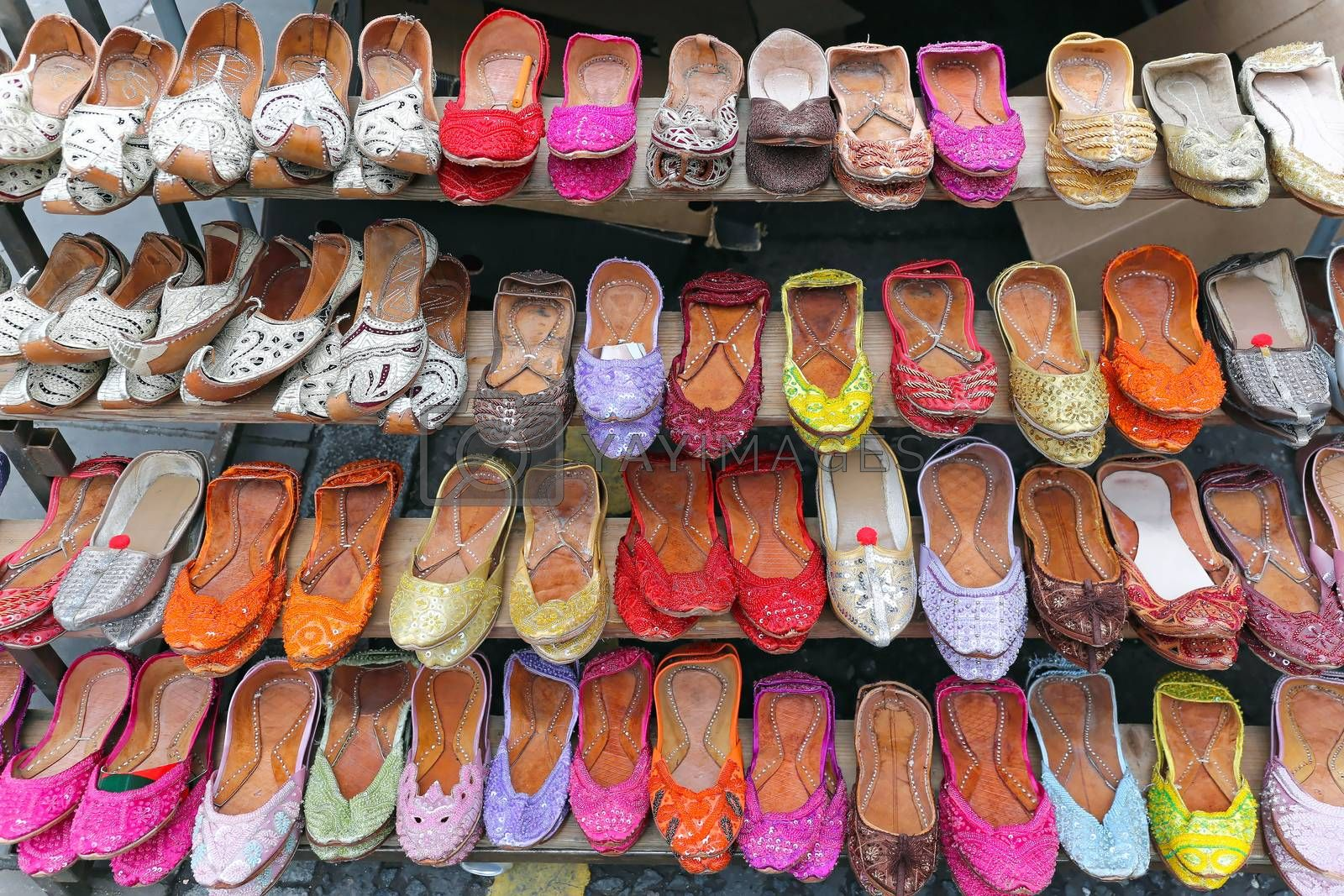 Royalty free image of Ballet flat shoes by Baloncici