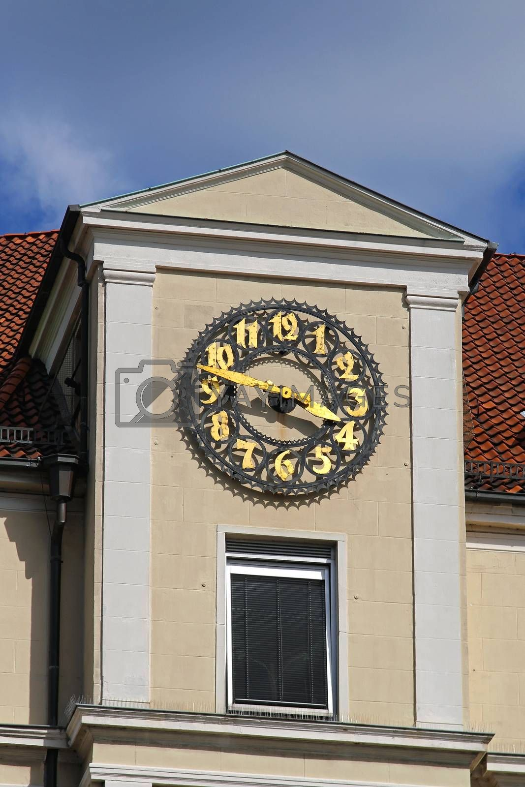 Royalty free image of Clock by Baloncici