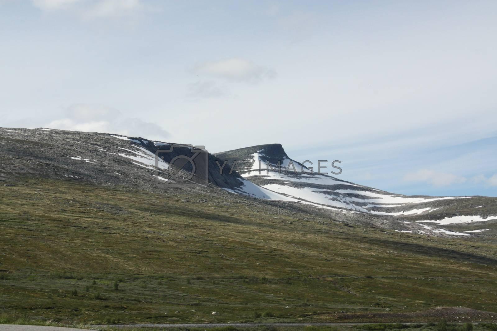 Royalty free image of Saltmountain by Tiger`n