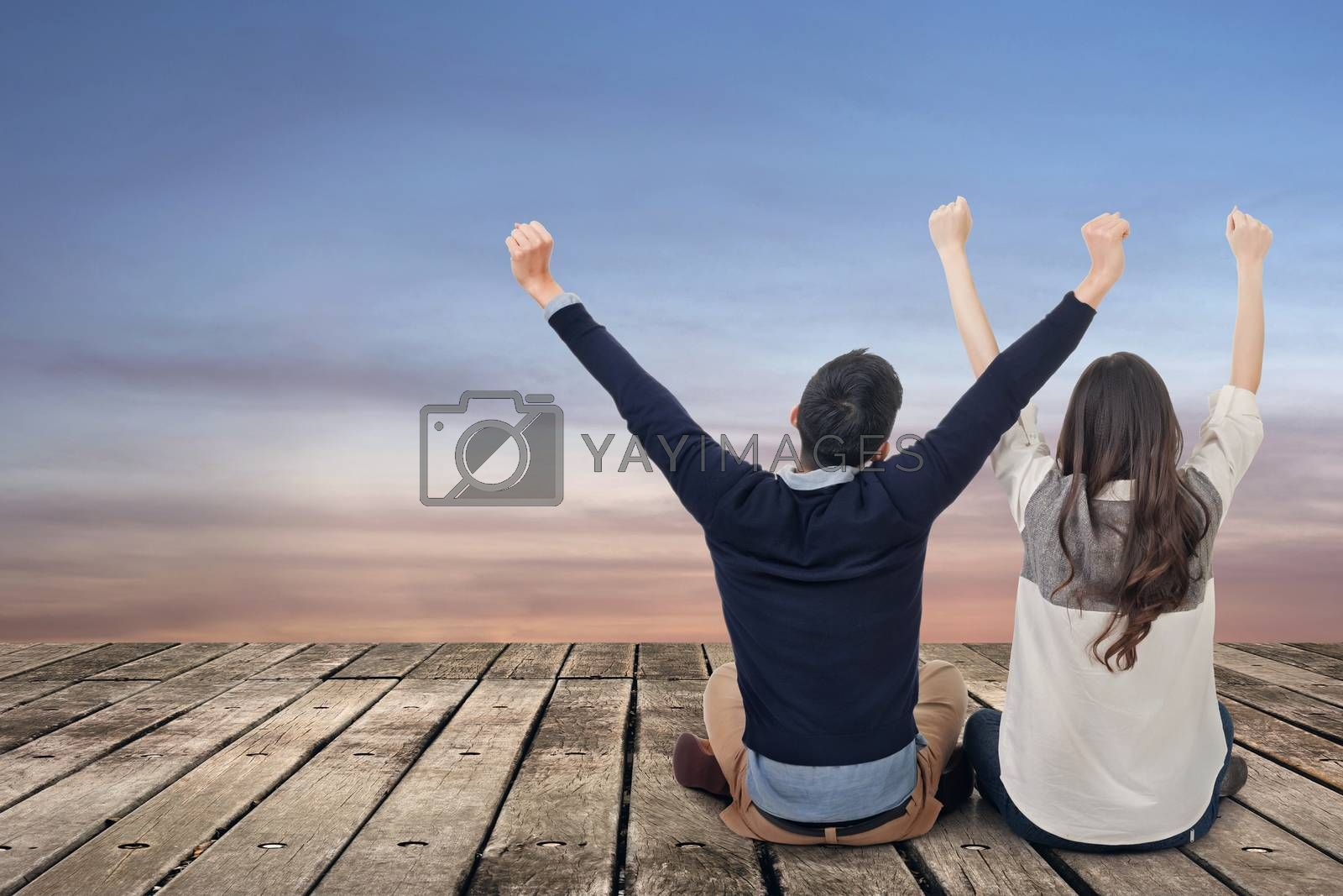 Royalty free image of exciting or freedom by elwynn