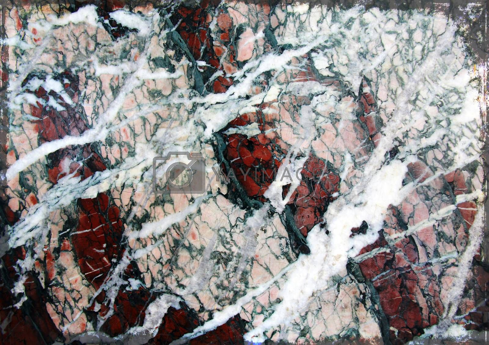 Old grunge marble stone texture background