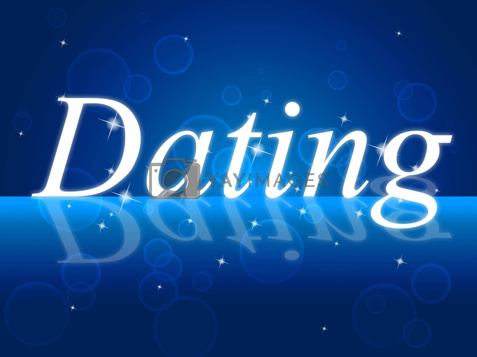 Dating Love Indicating Partner Sweetheart And Romance