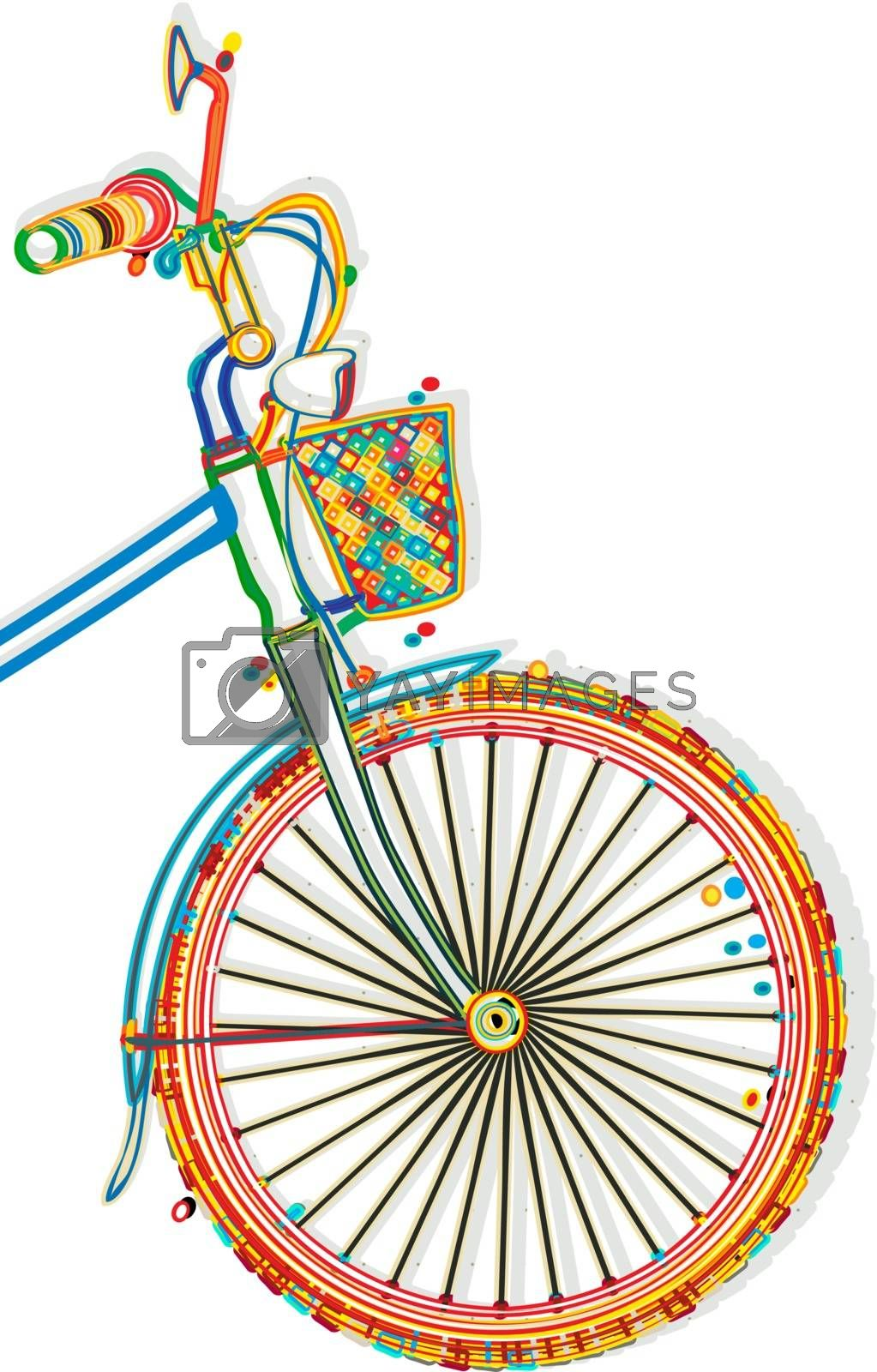 Bicycle Template by Lirch
