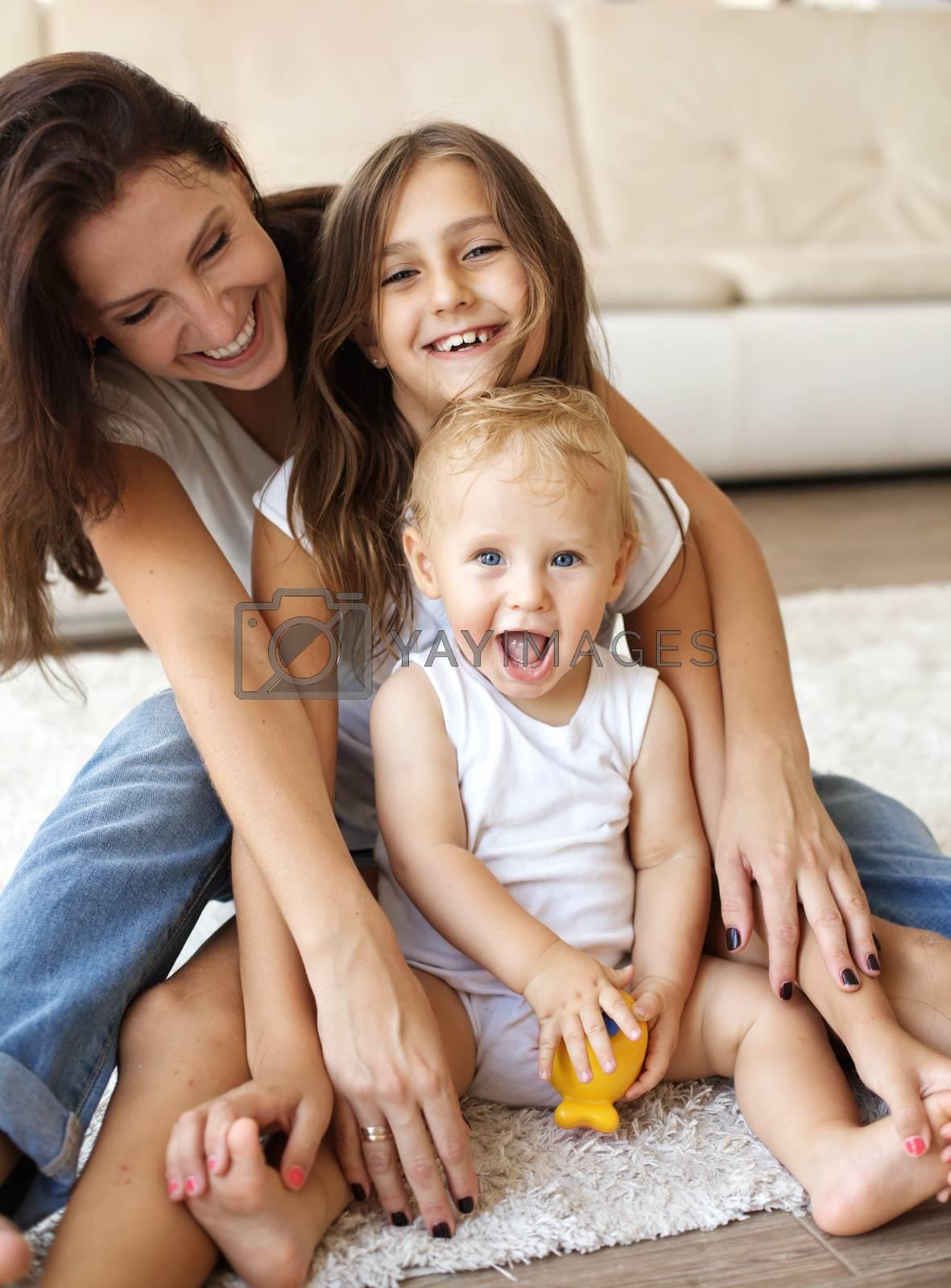 Family by alenkasm