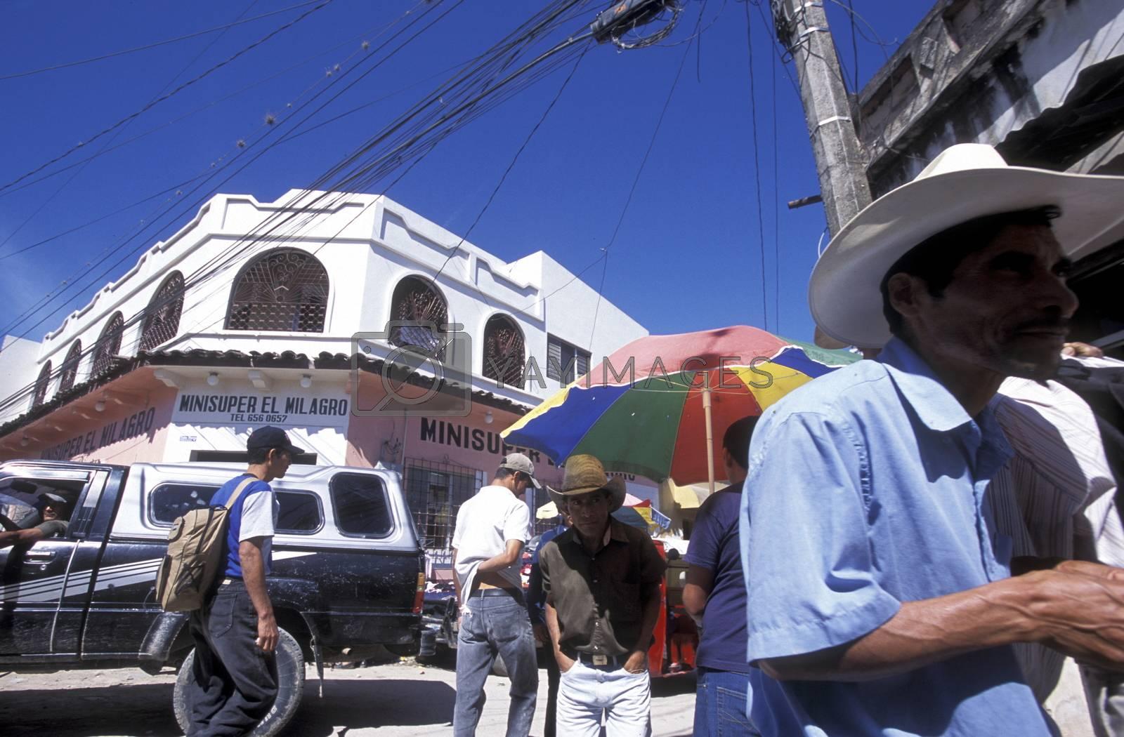 LATIN AMERICA HONDURAS SAN PEDRO SULA by urf