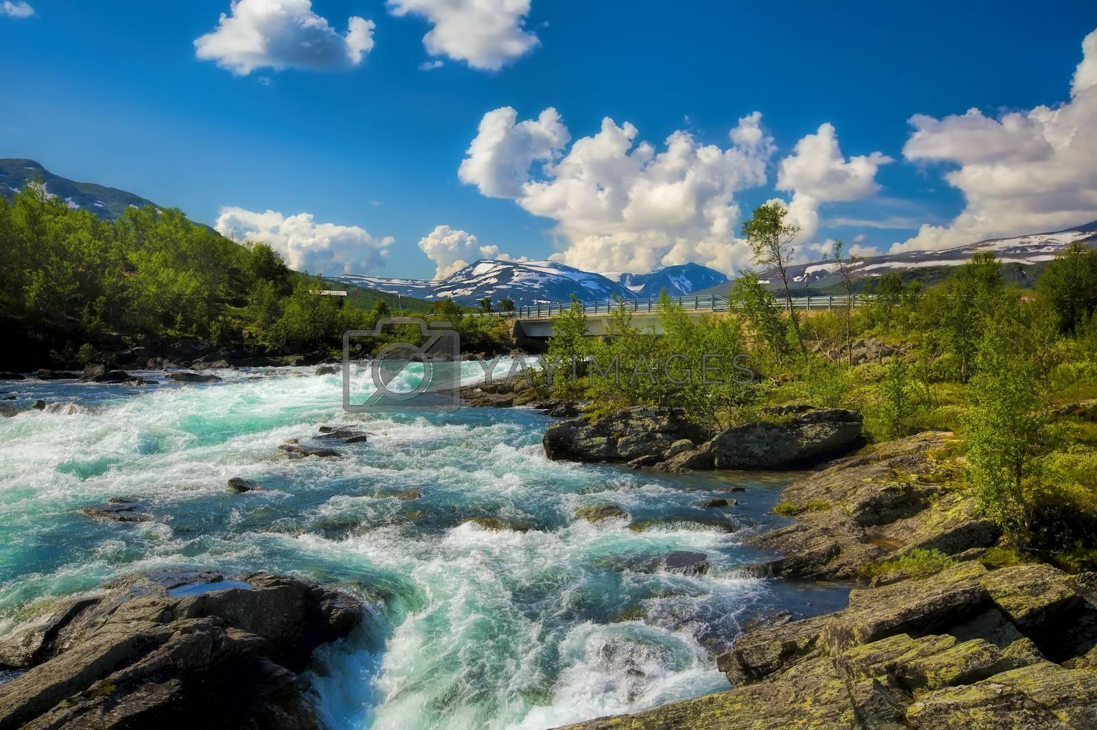 Stryn in Norway by kjorgen