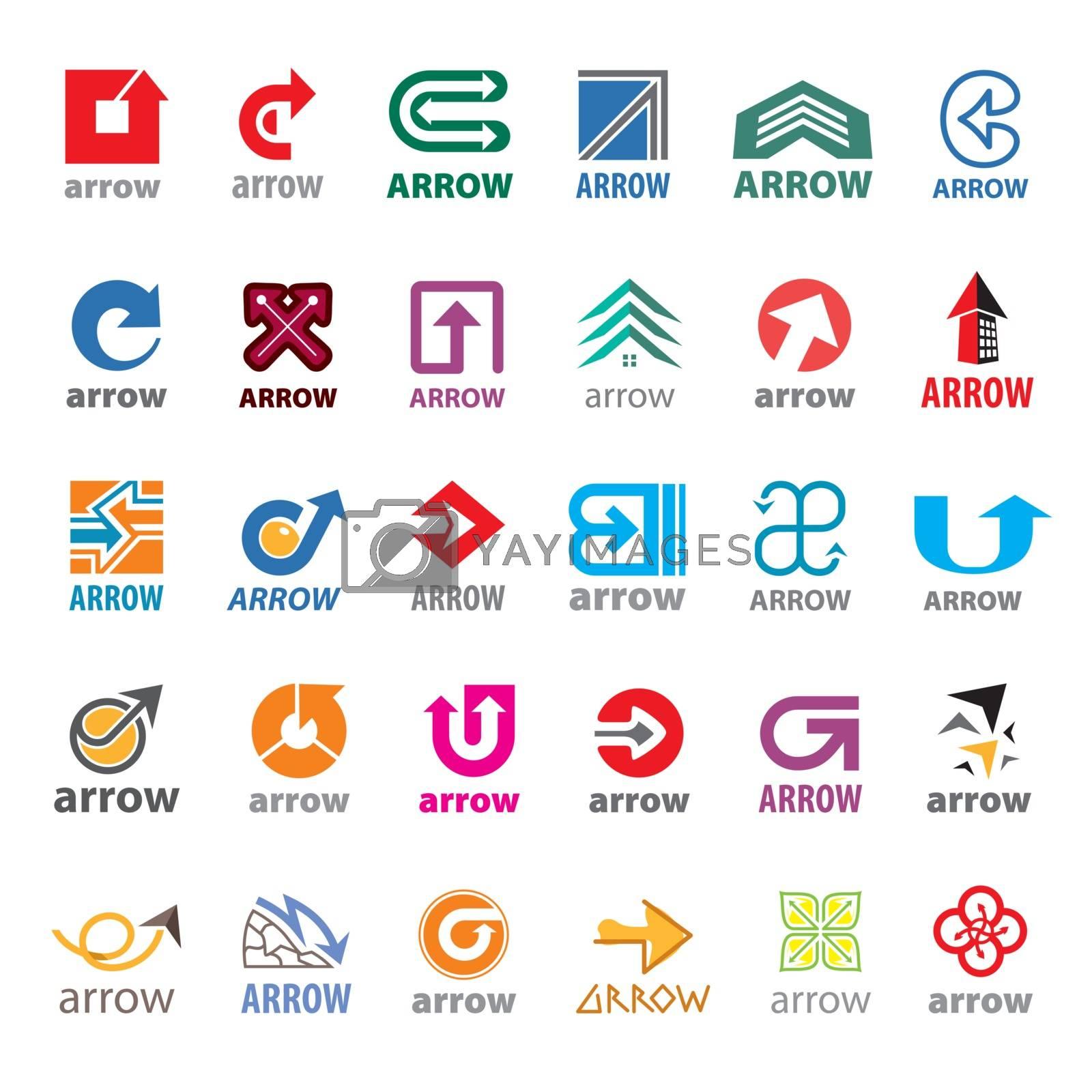 biggest collection of vector logos arrow