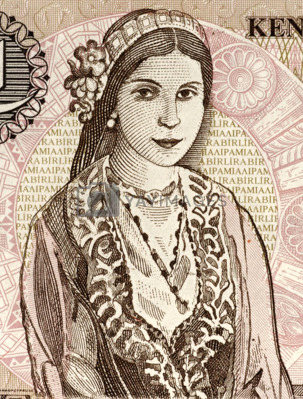 Cypriot Girl  by Georgios