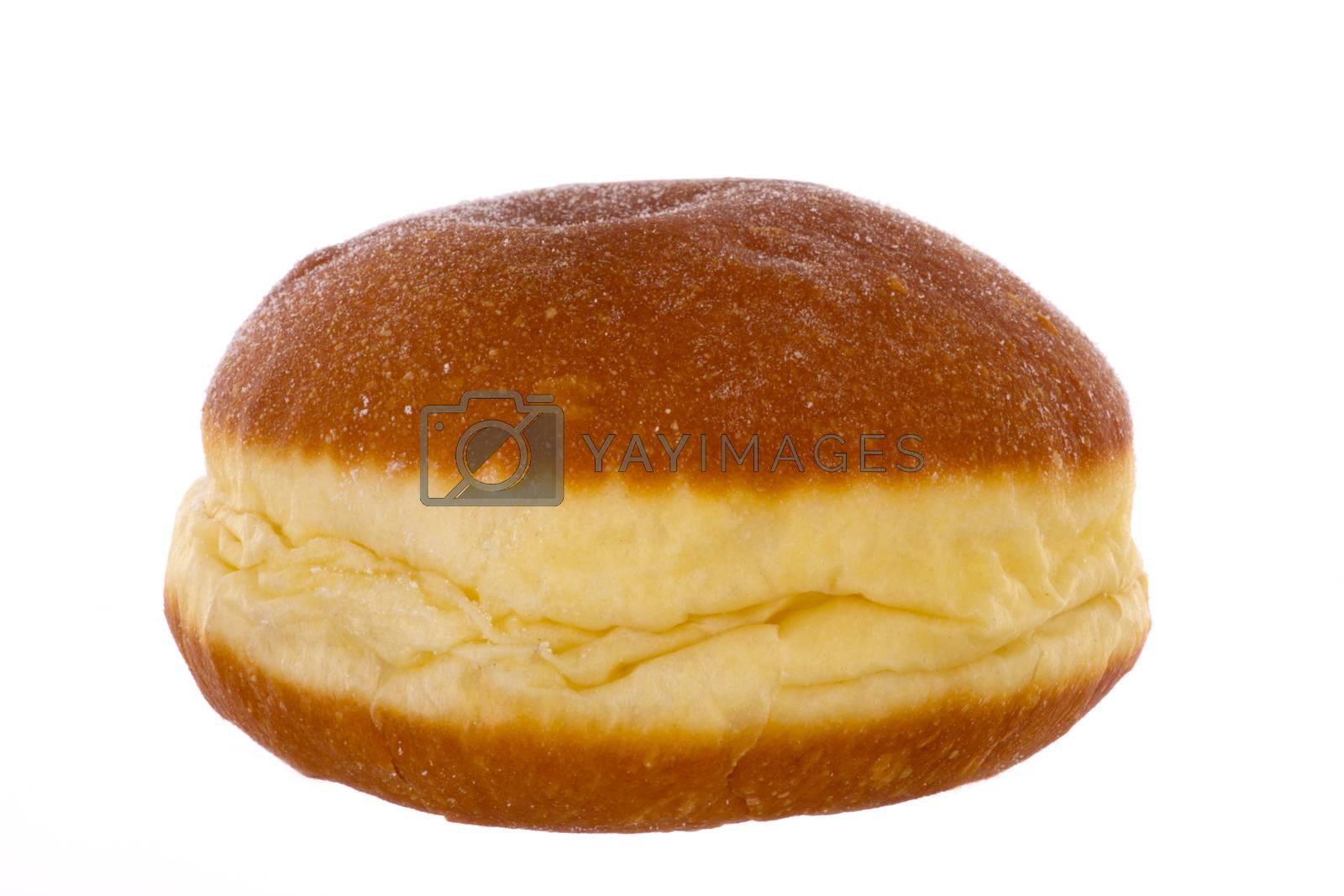 Krapfen Berliner Pfannkuchen Bismarck Donut by gwolters