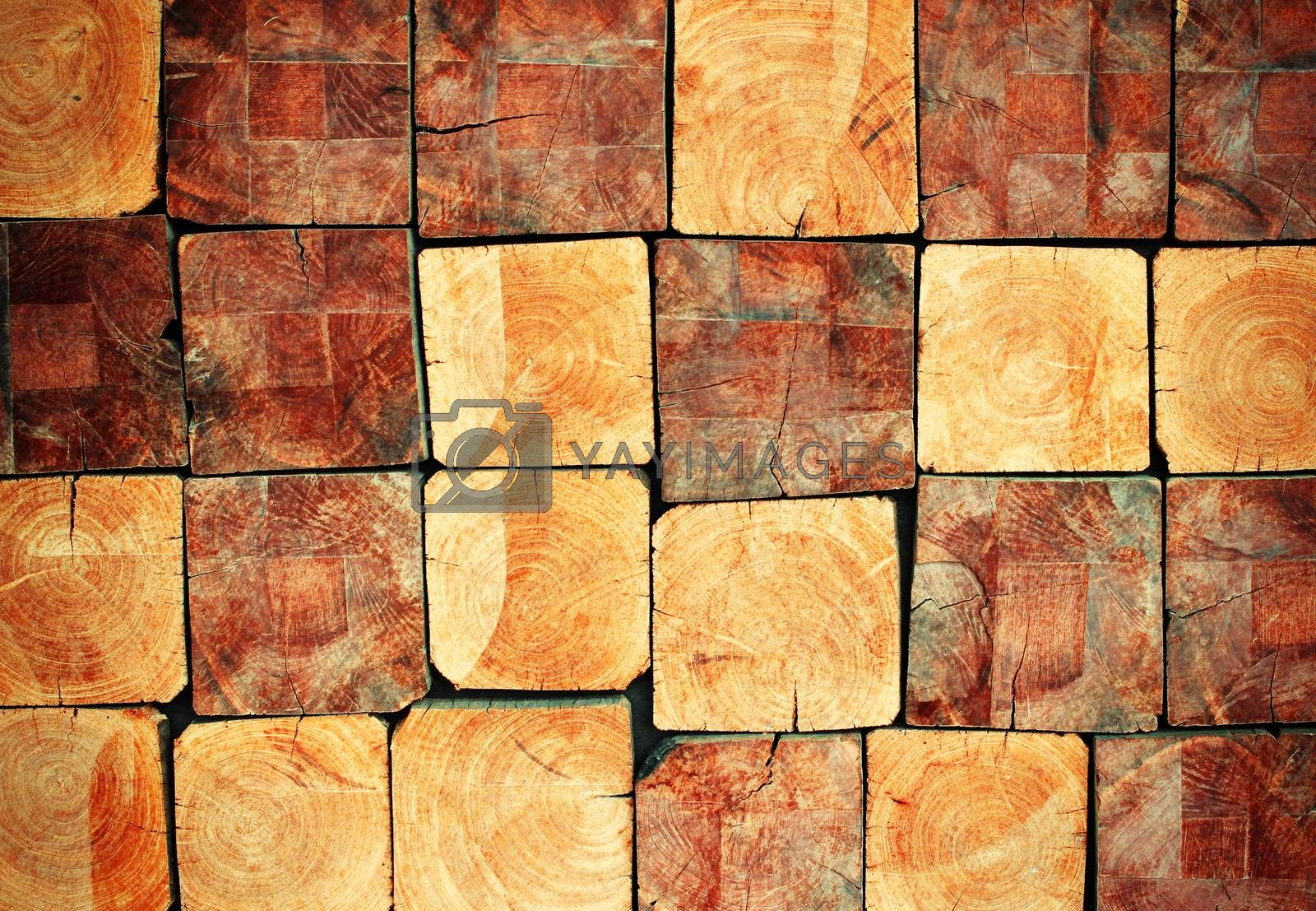 Old grunge wooden wall texture