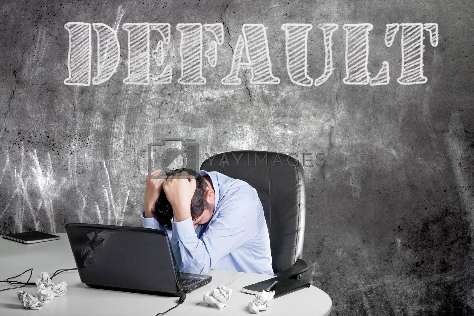 Financial crisis  by bepsimage