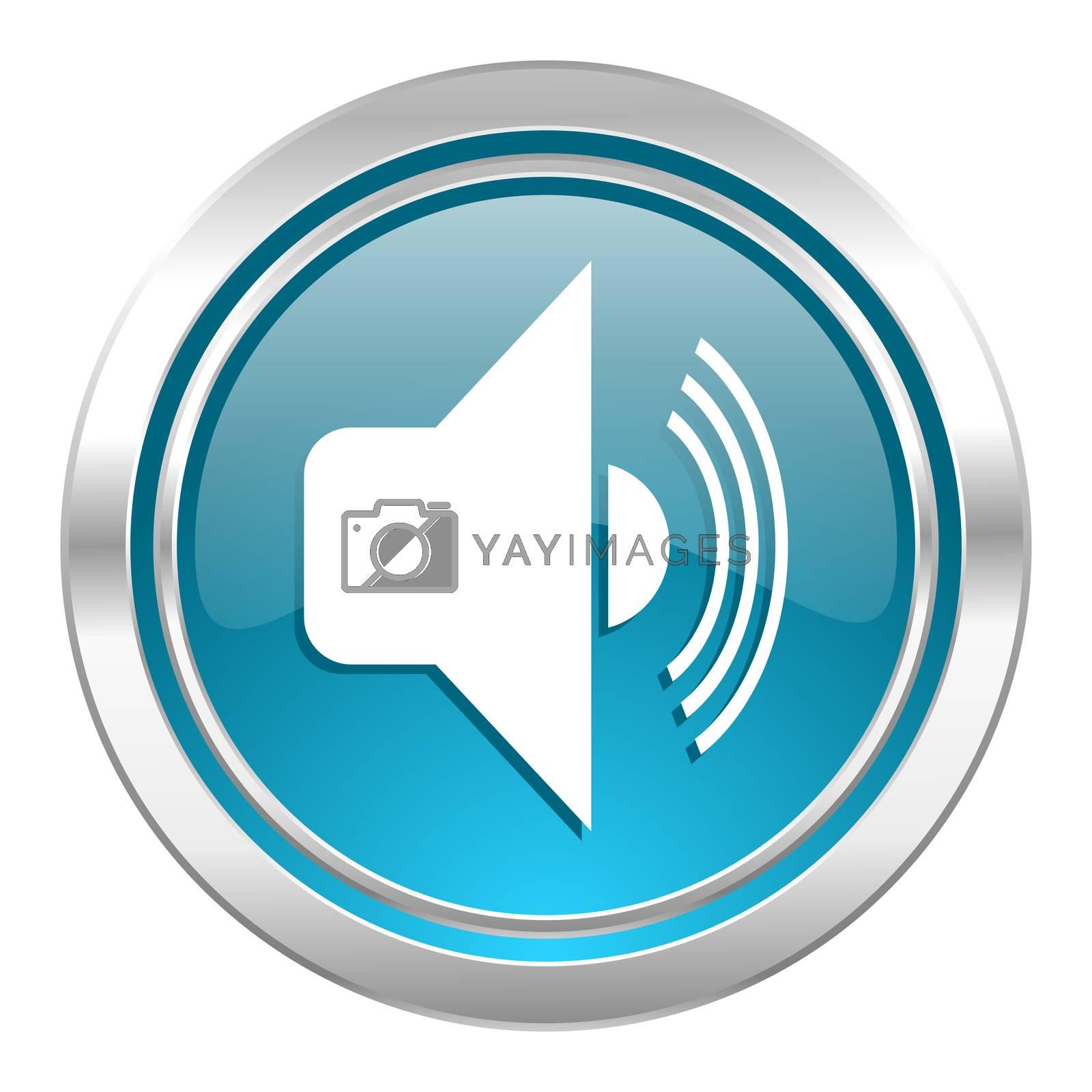 volume icon, music sign