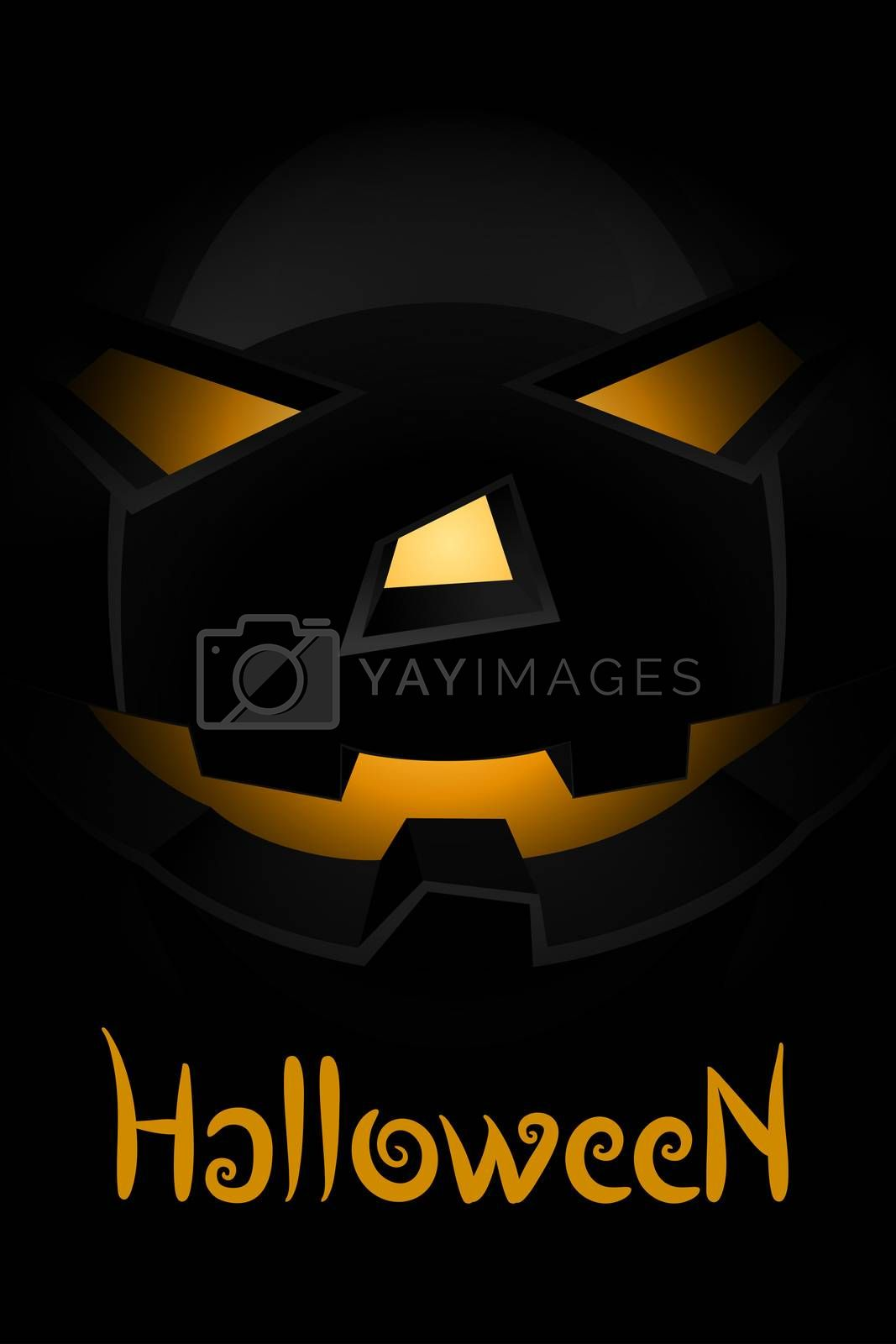 Background for Halloween Party by WaD