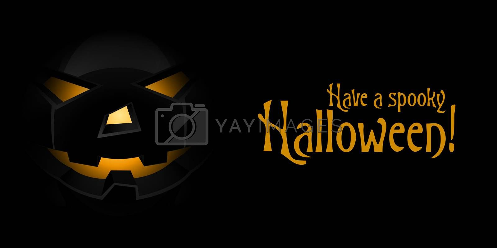 Background for Halloween Card by WaD