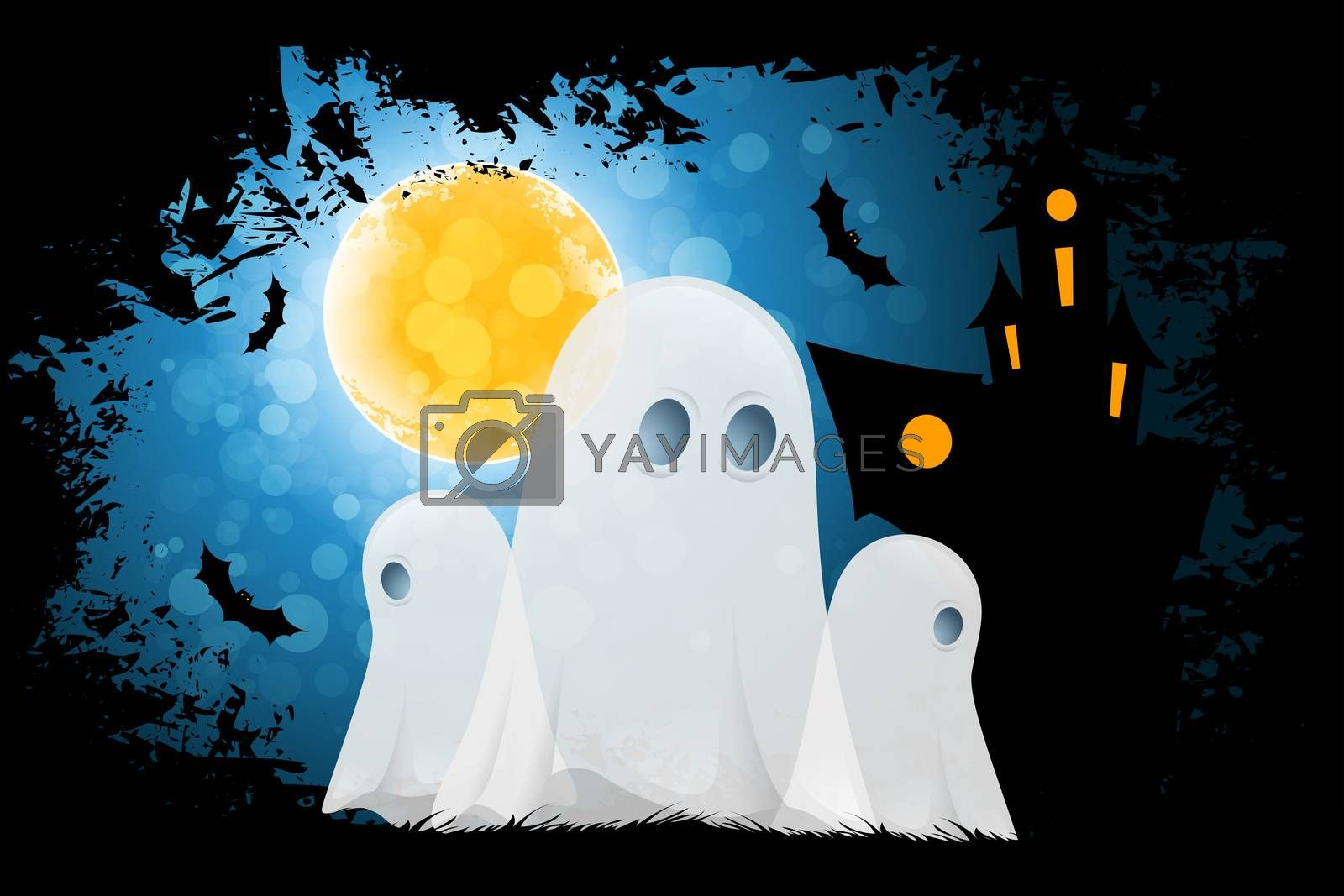 Halloween Poster by WaD