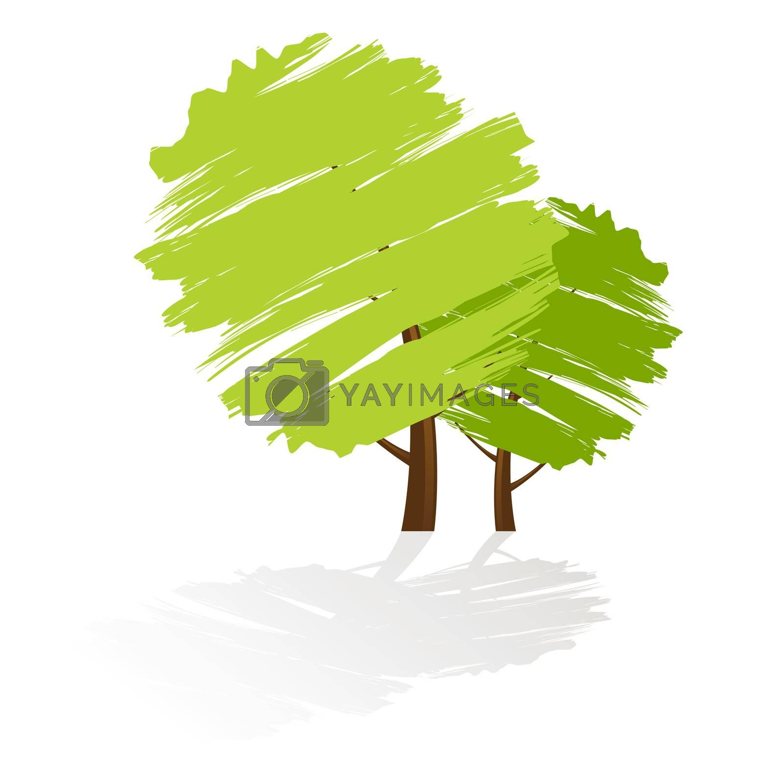 Tree icon by WaD