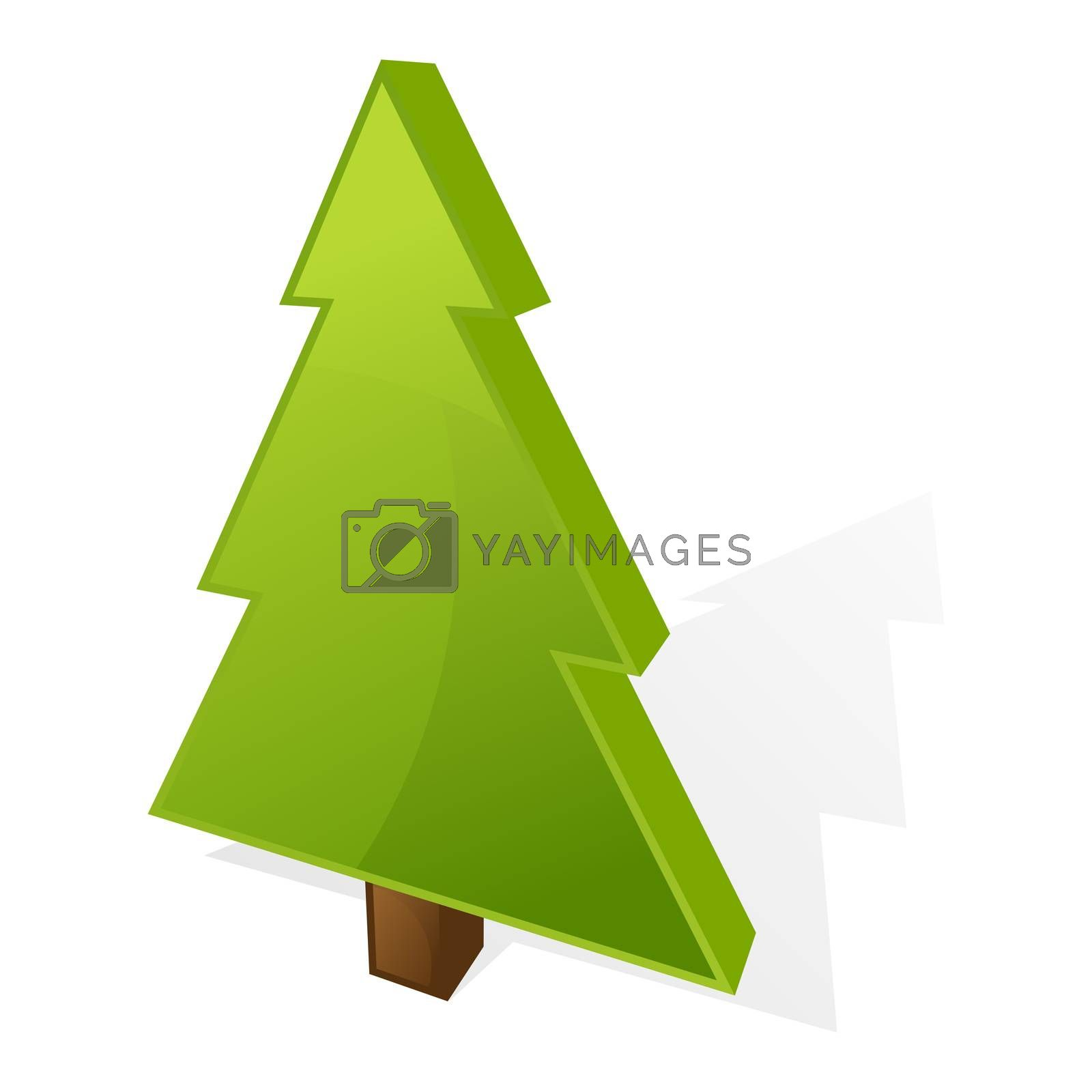 Christmas Tree icon by WaD