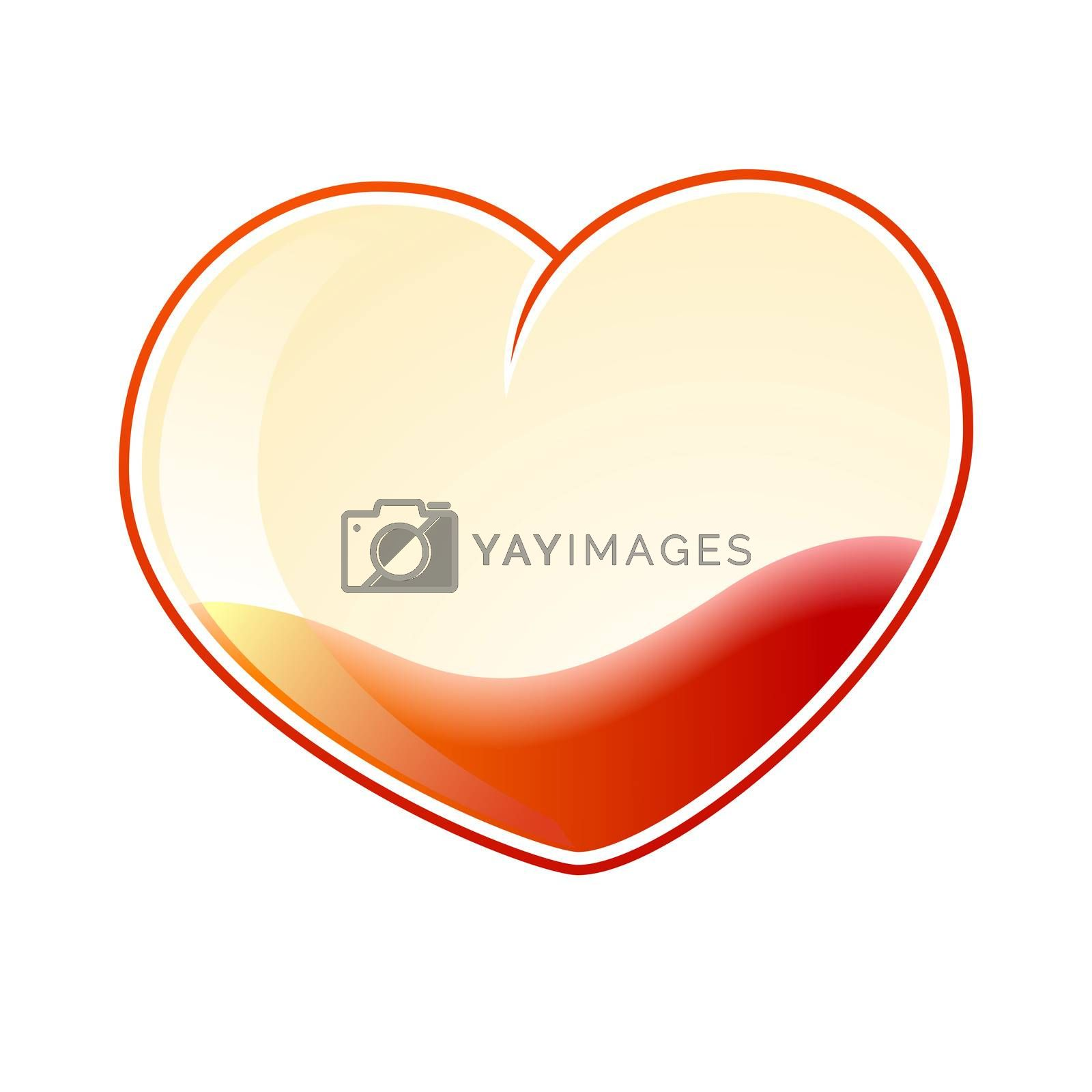 Heart icon by WaD