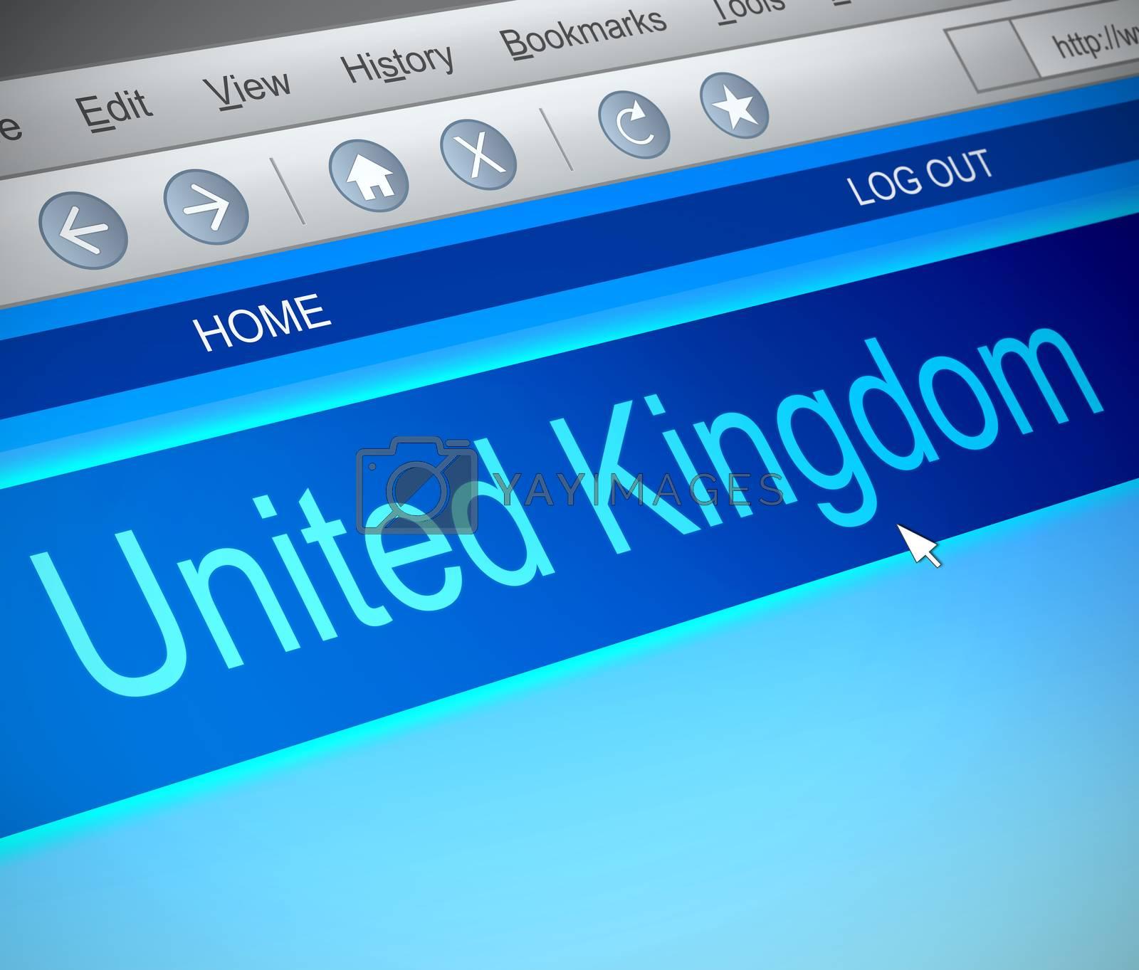 United Kingdom sign. by 72soul