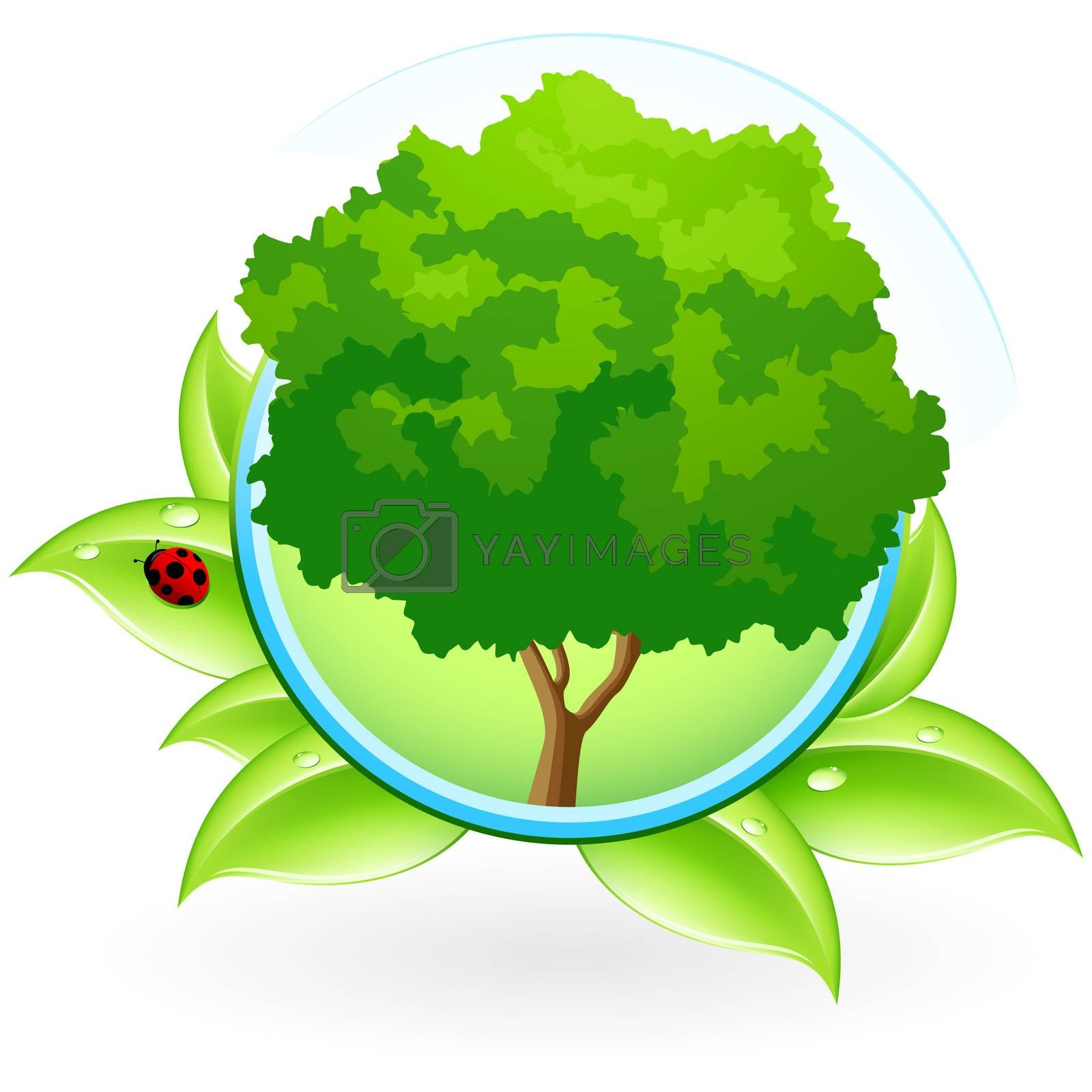 Icon with Tree by WaD