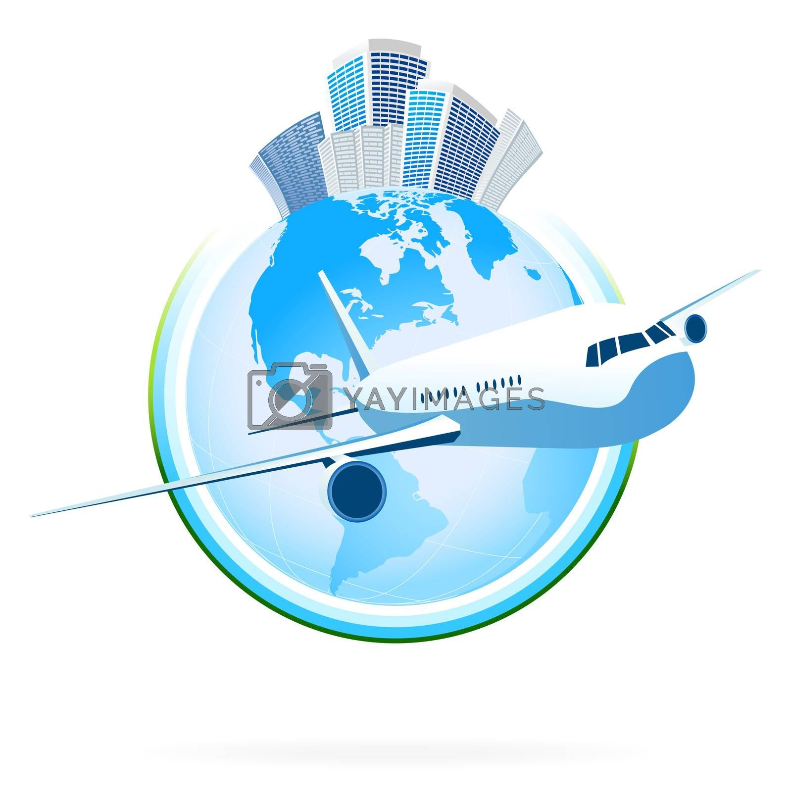 Business planet by WaD
