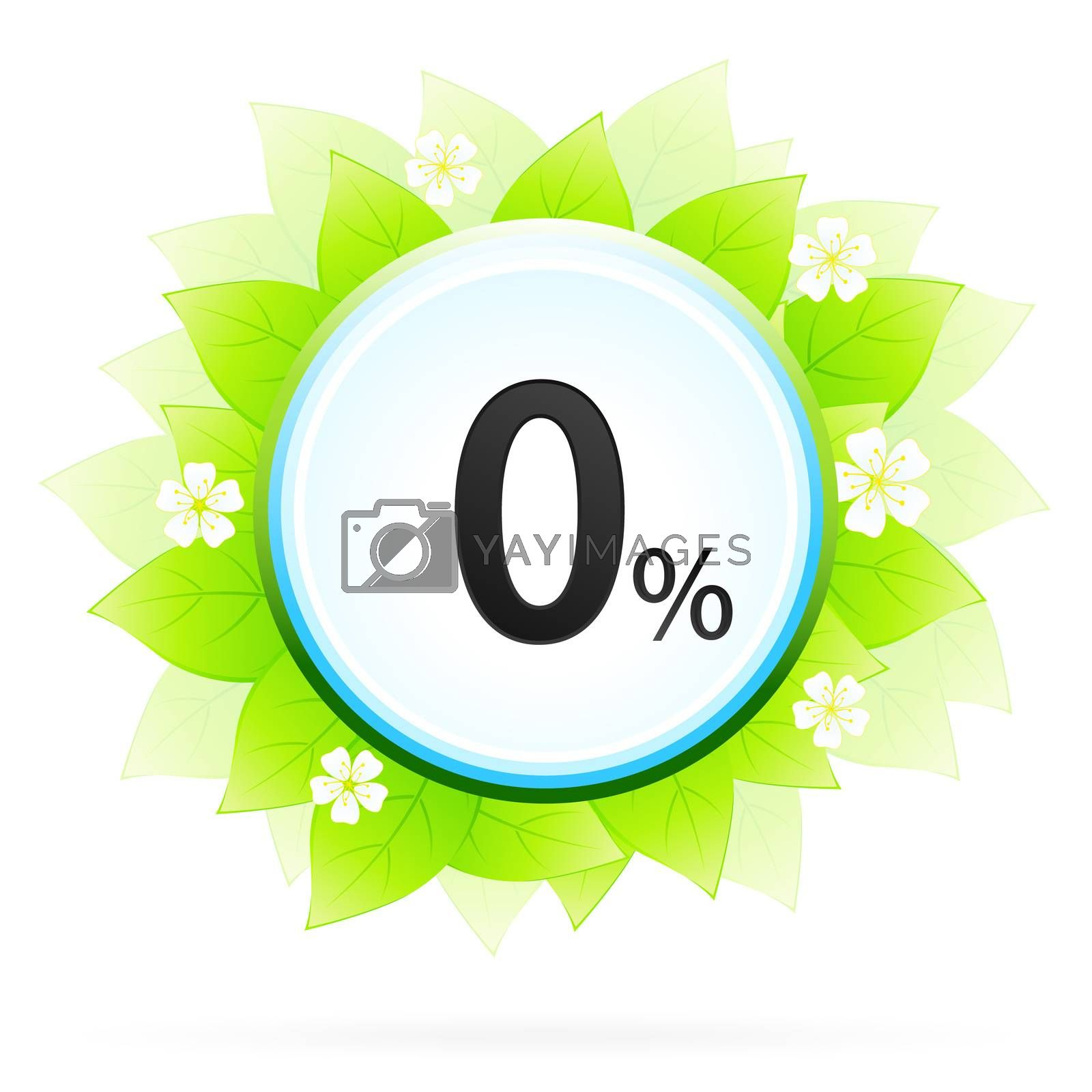 0% Icon by WaD