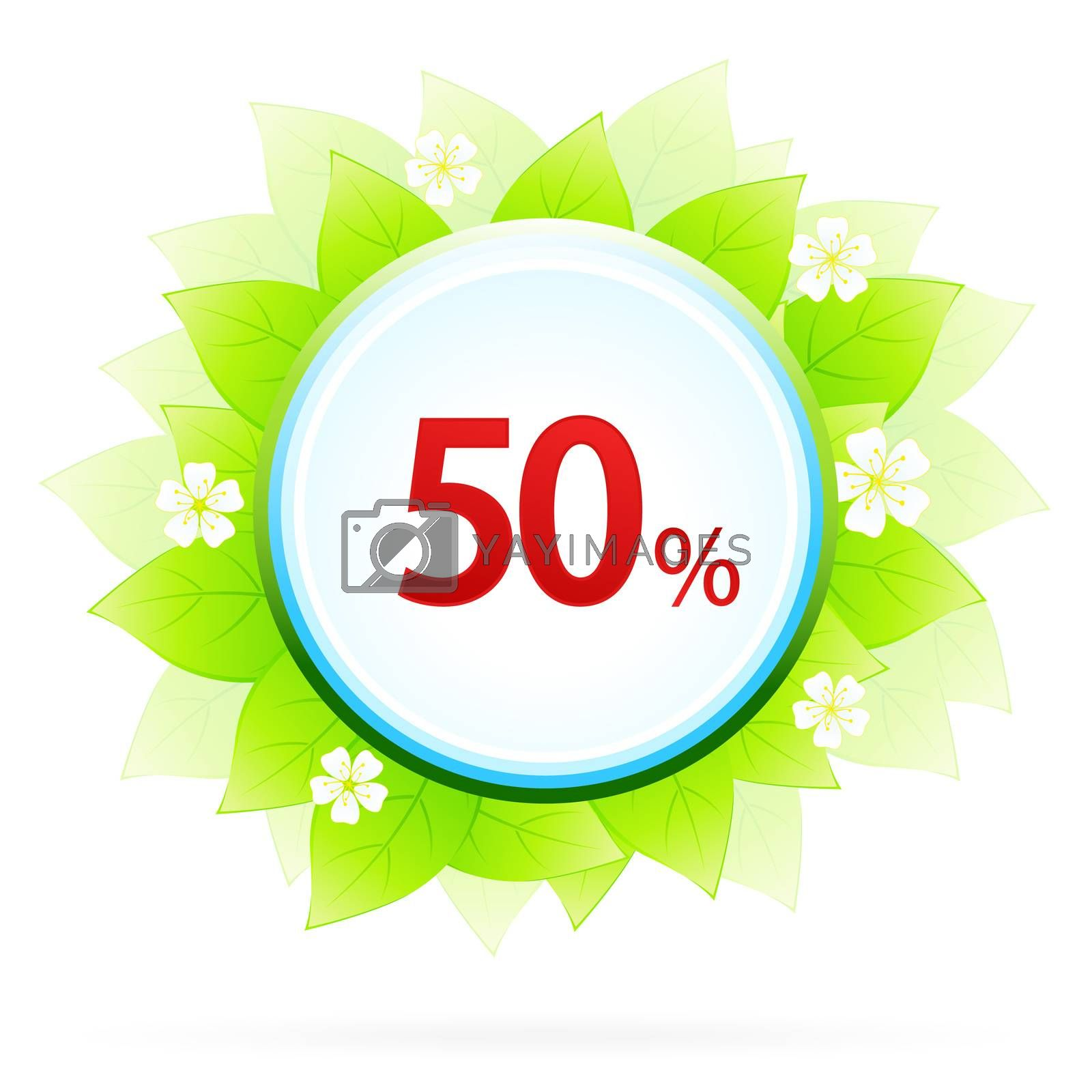 50% Discount by WaD