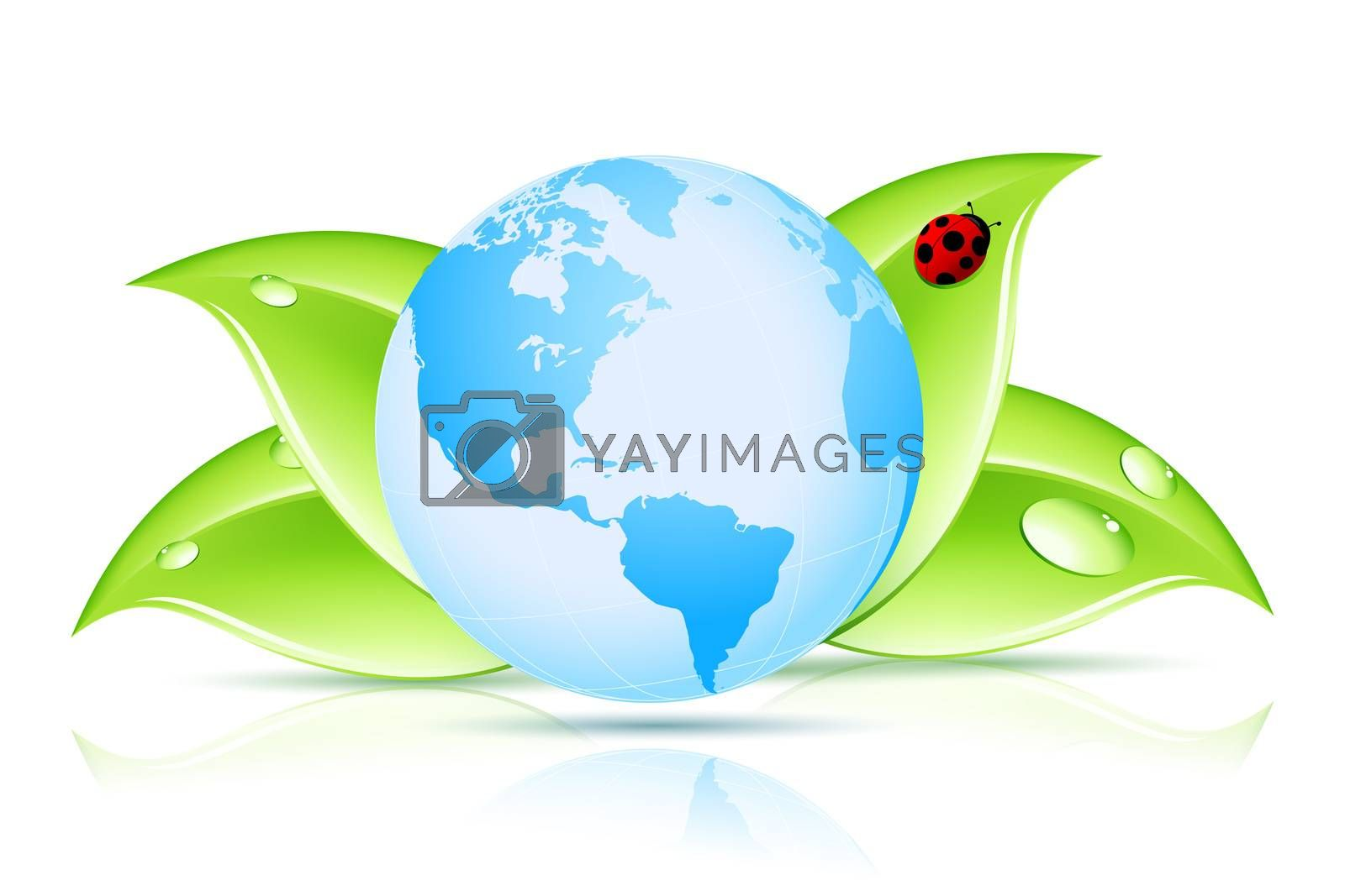 Green Earth Symbol by WaD