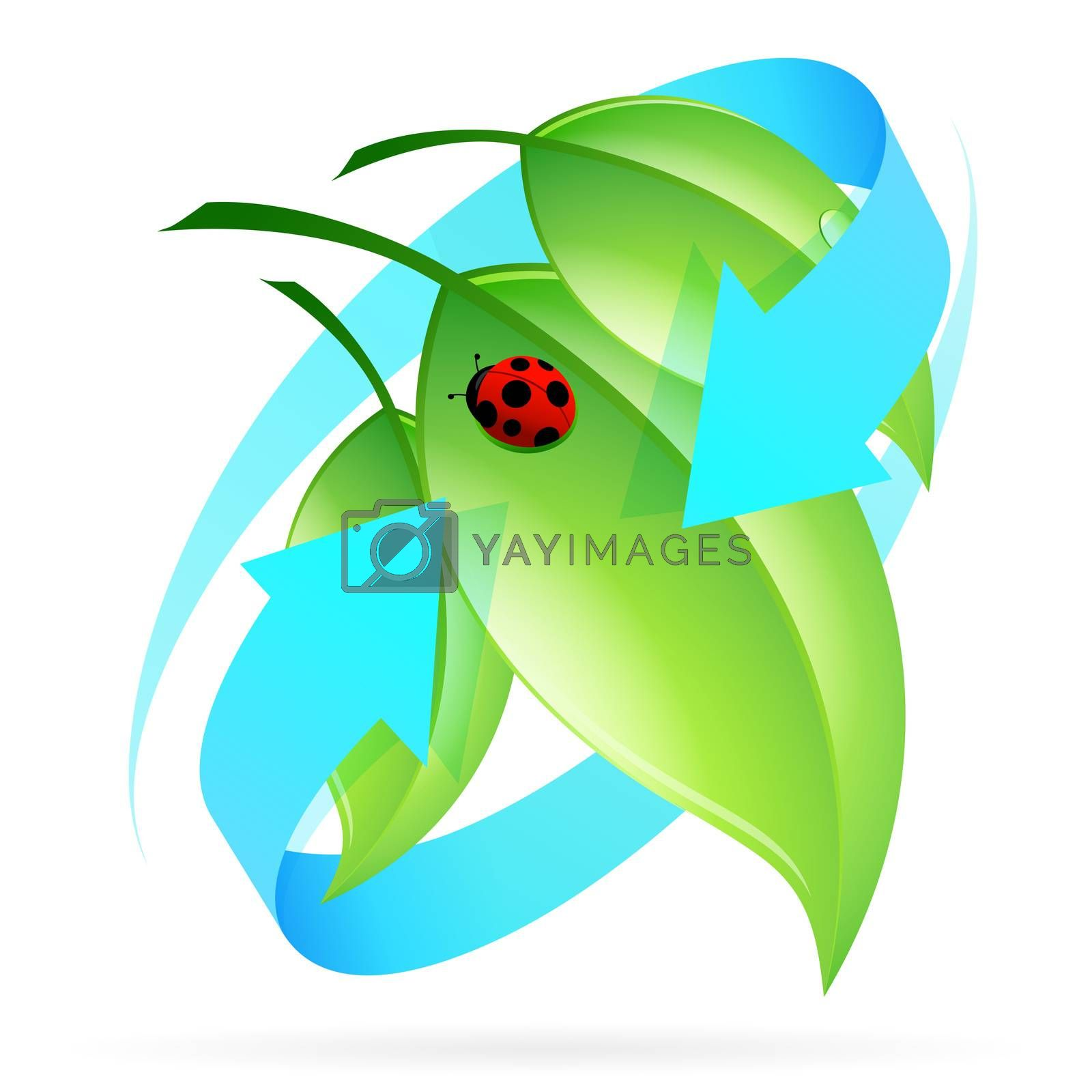 Green Leaves Icon by WaD