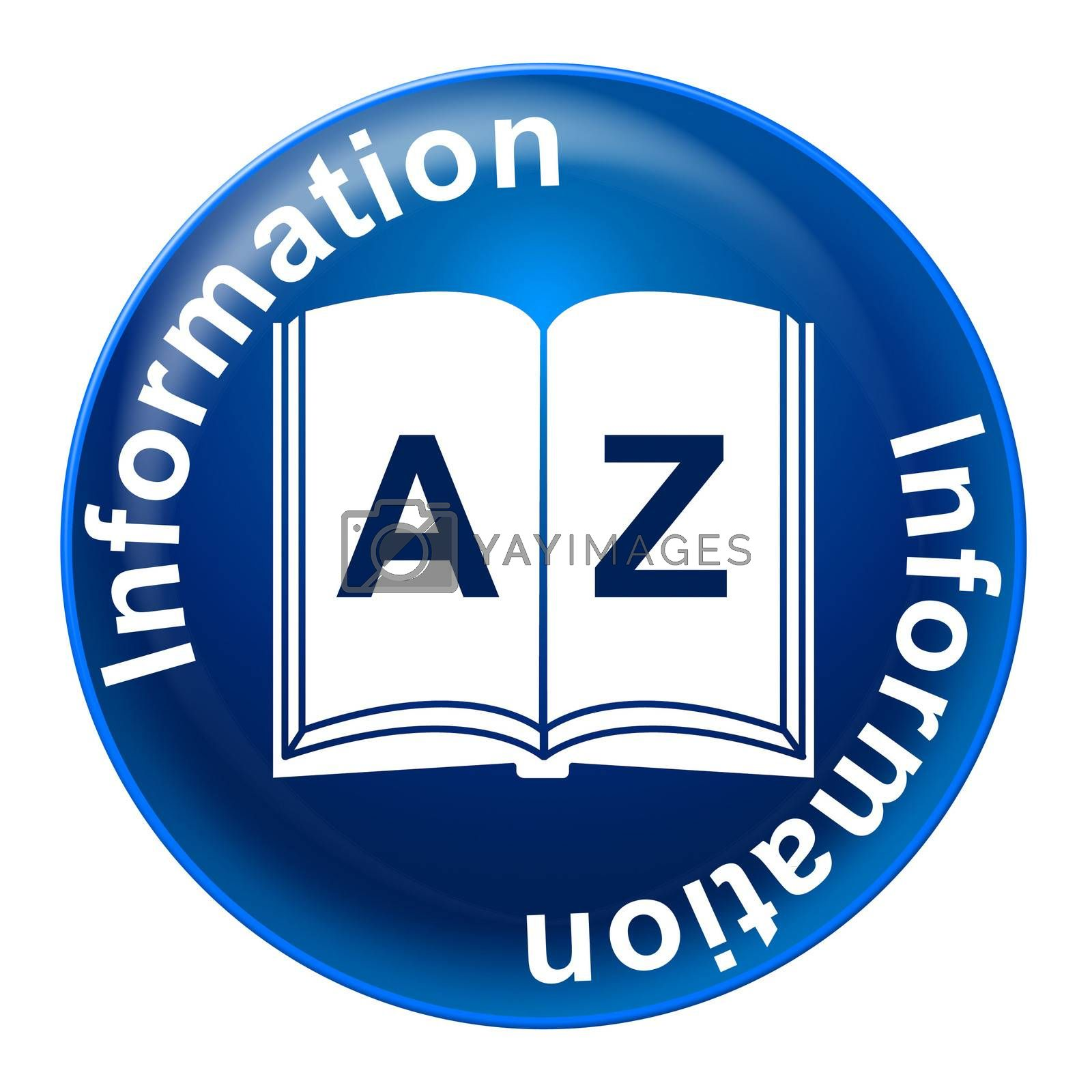 Information Badge Means Advisor Answers And Understanding by stuartmiles