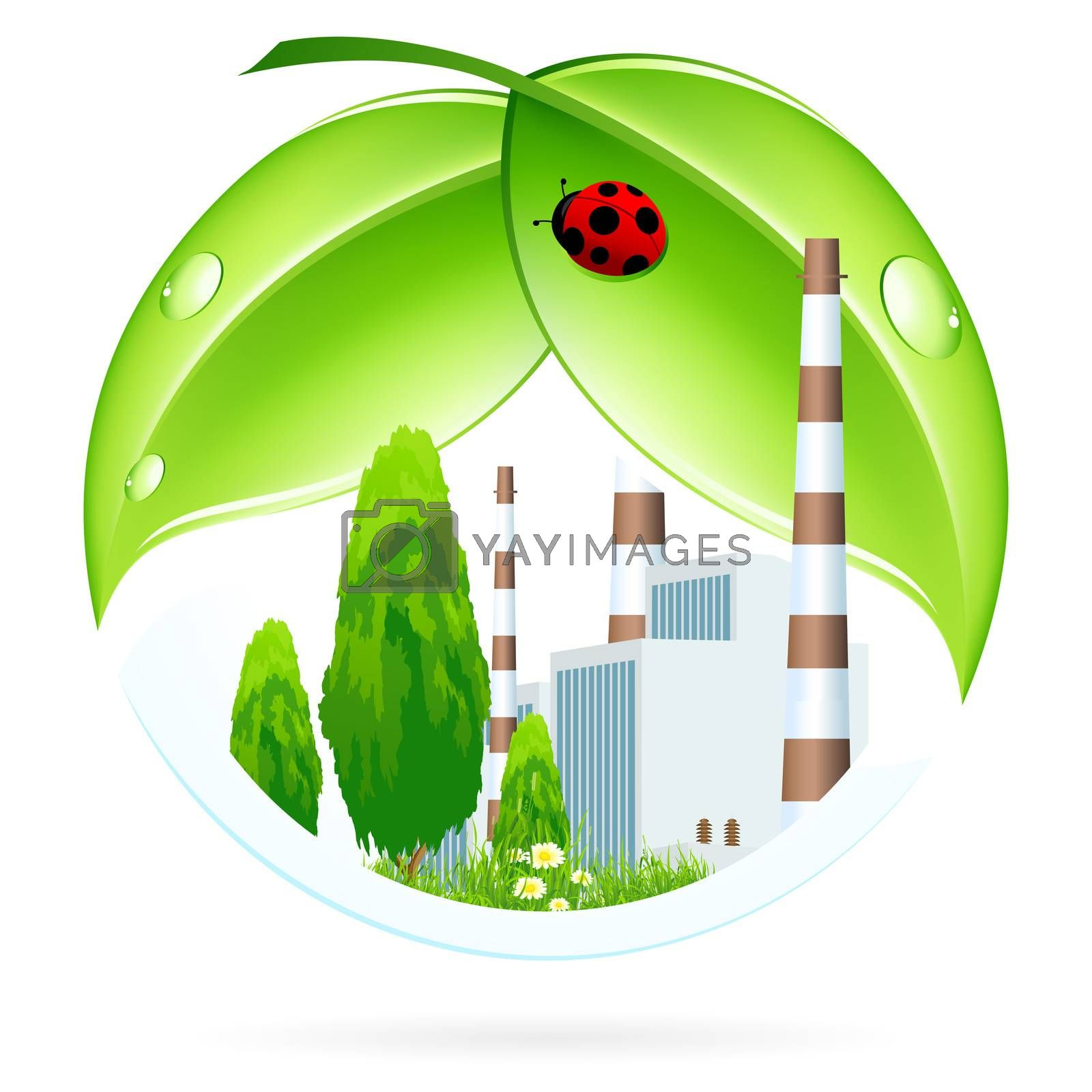 Power Plant Icon by WaD