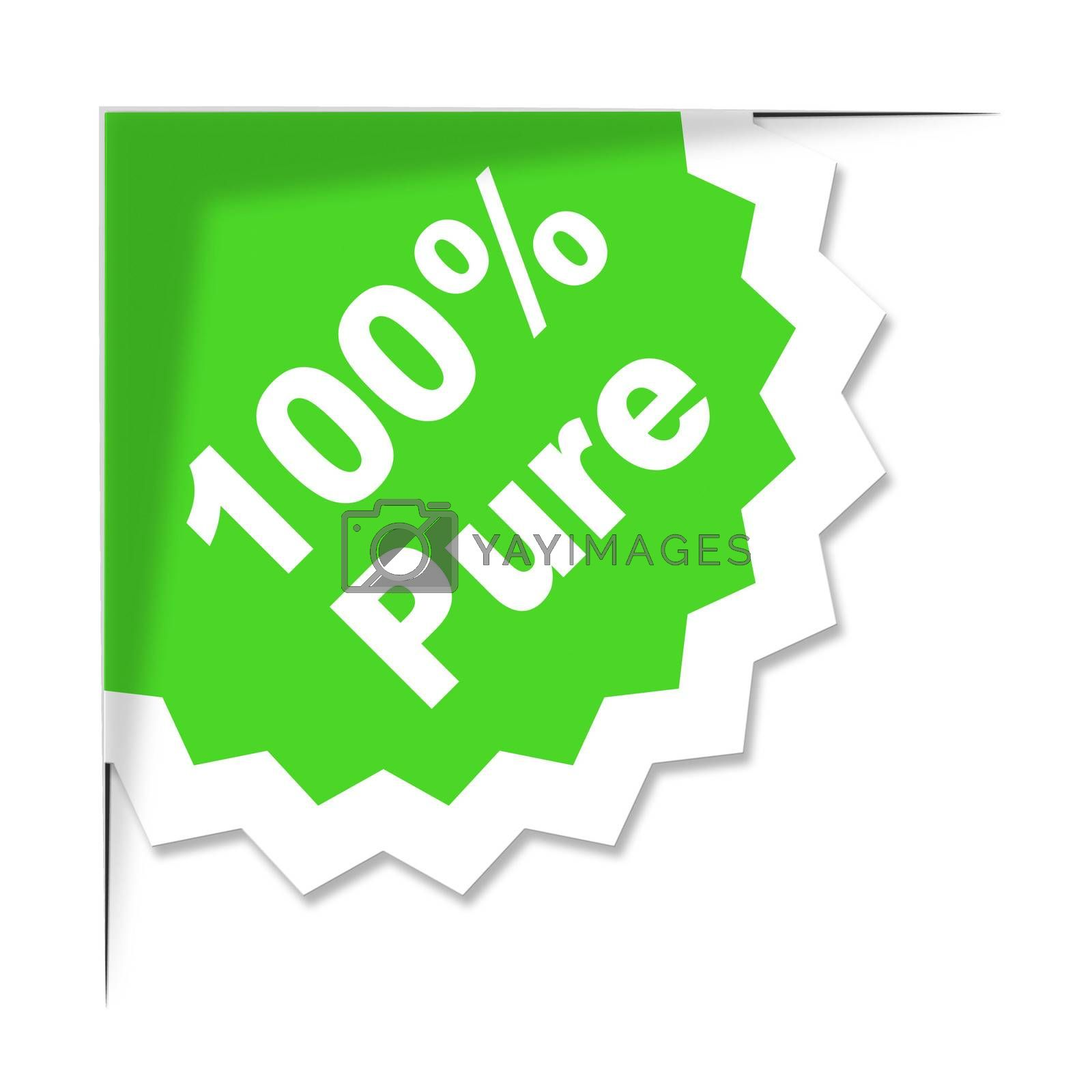 One Hundred Percent Indicates Organic Products And Completely by stuartmiles