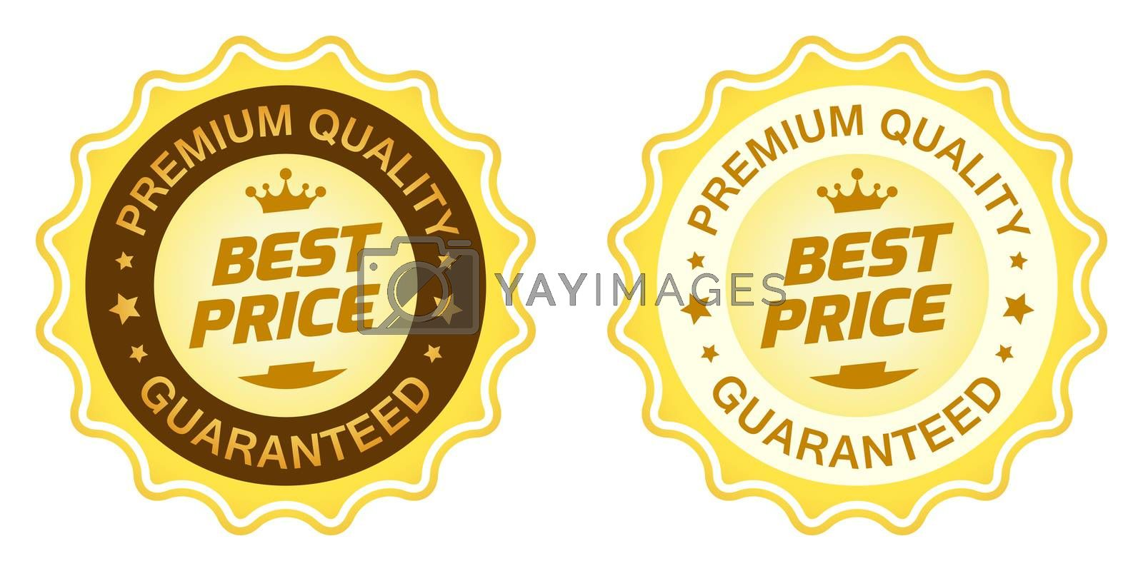 Best Price Label by WaD