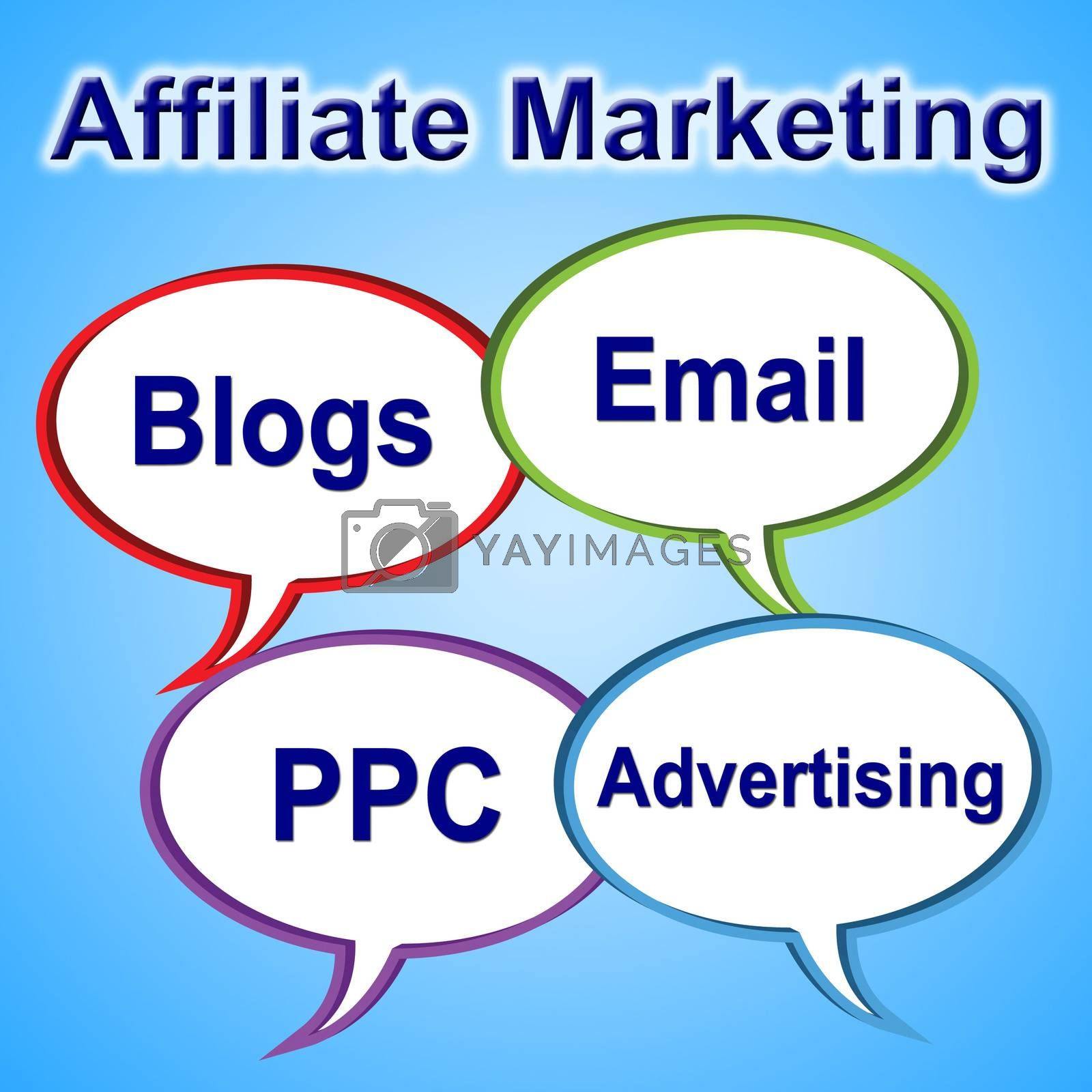 Affiliate Marketing Means Join Forces And Associate by stuartmiles