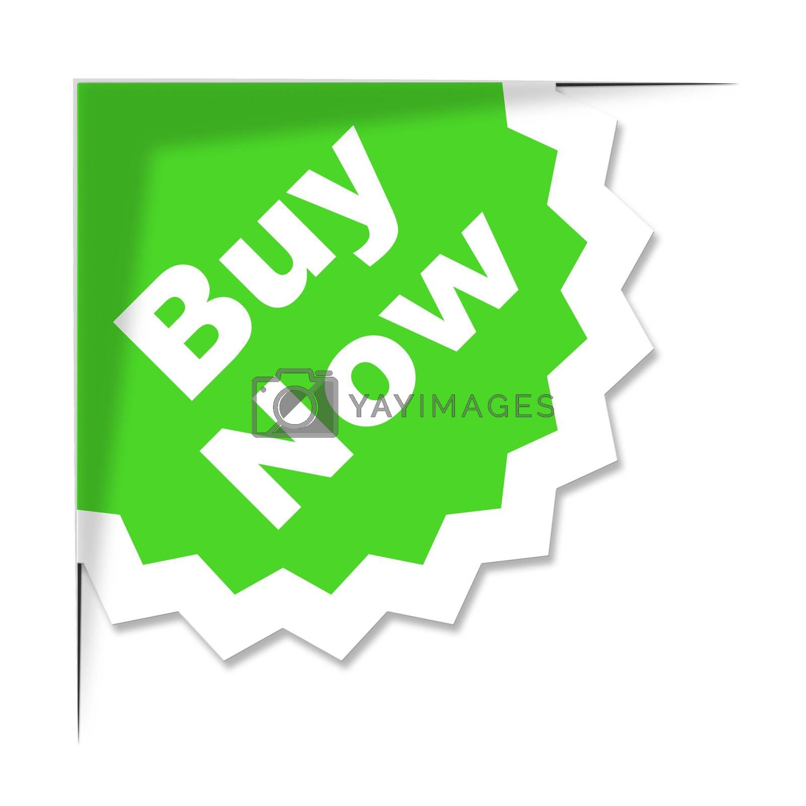 Buy Now Label Indicates At This Time And Buyer by stuartmiles