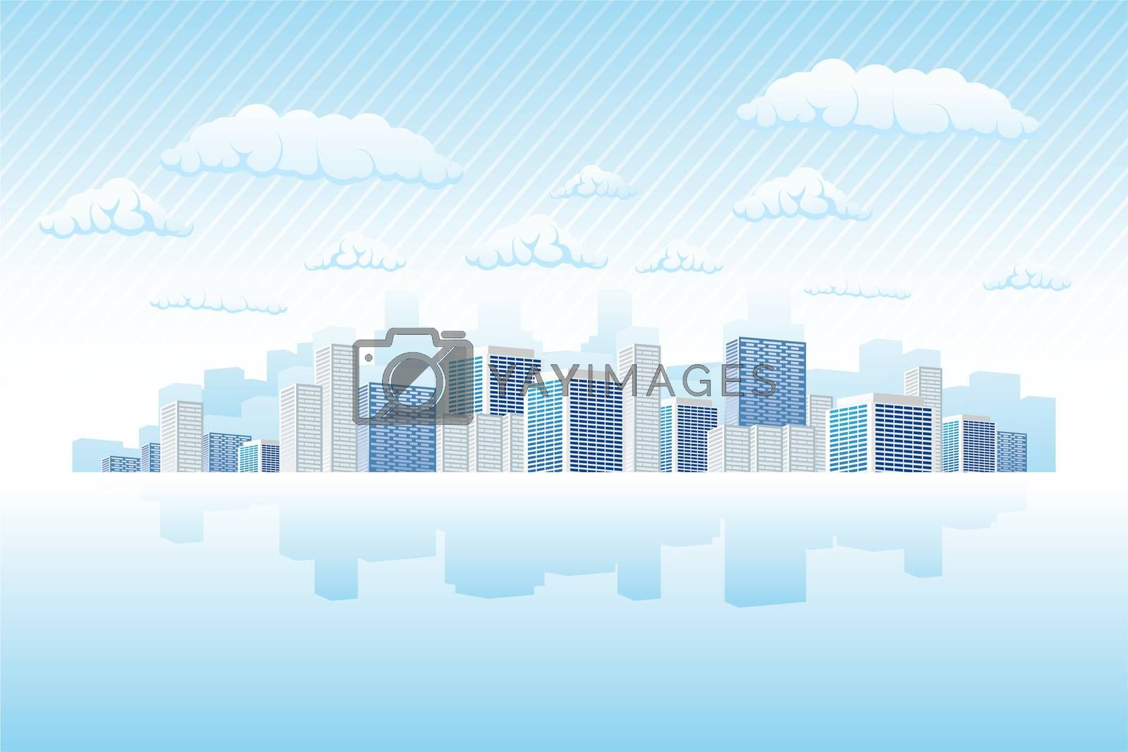 Business town by WaD