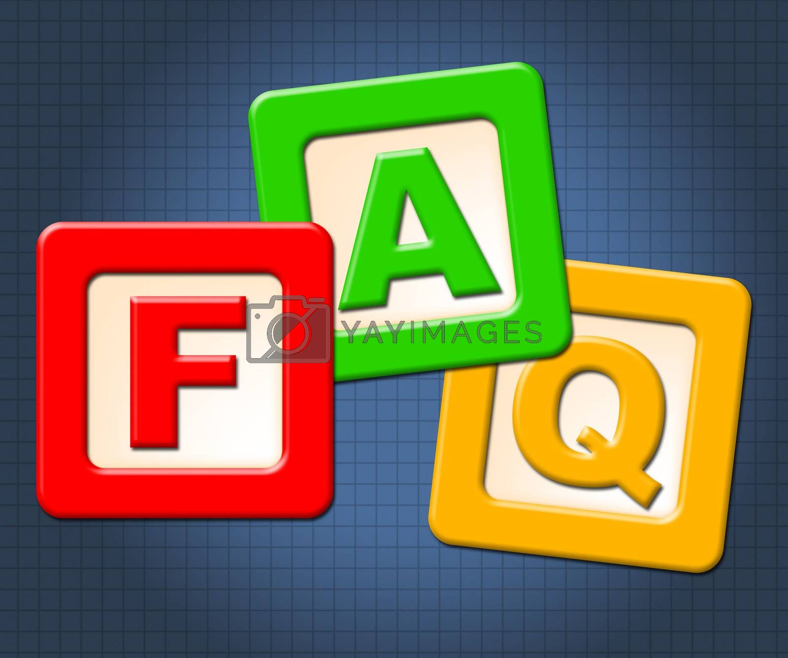Faq Kids Blocks Means Frequently Asked Questions And Counselling by stuartmiles