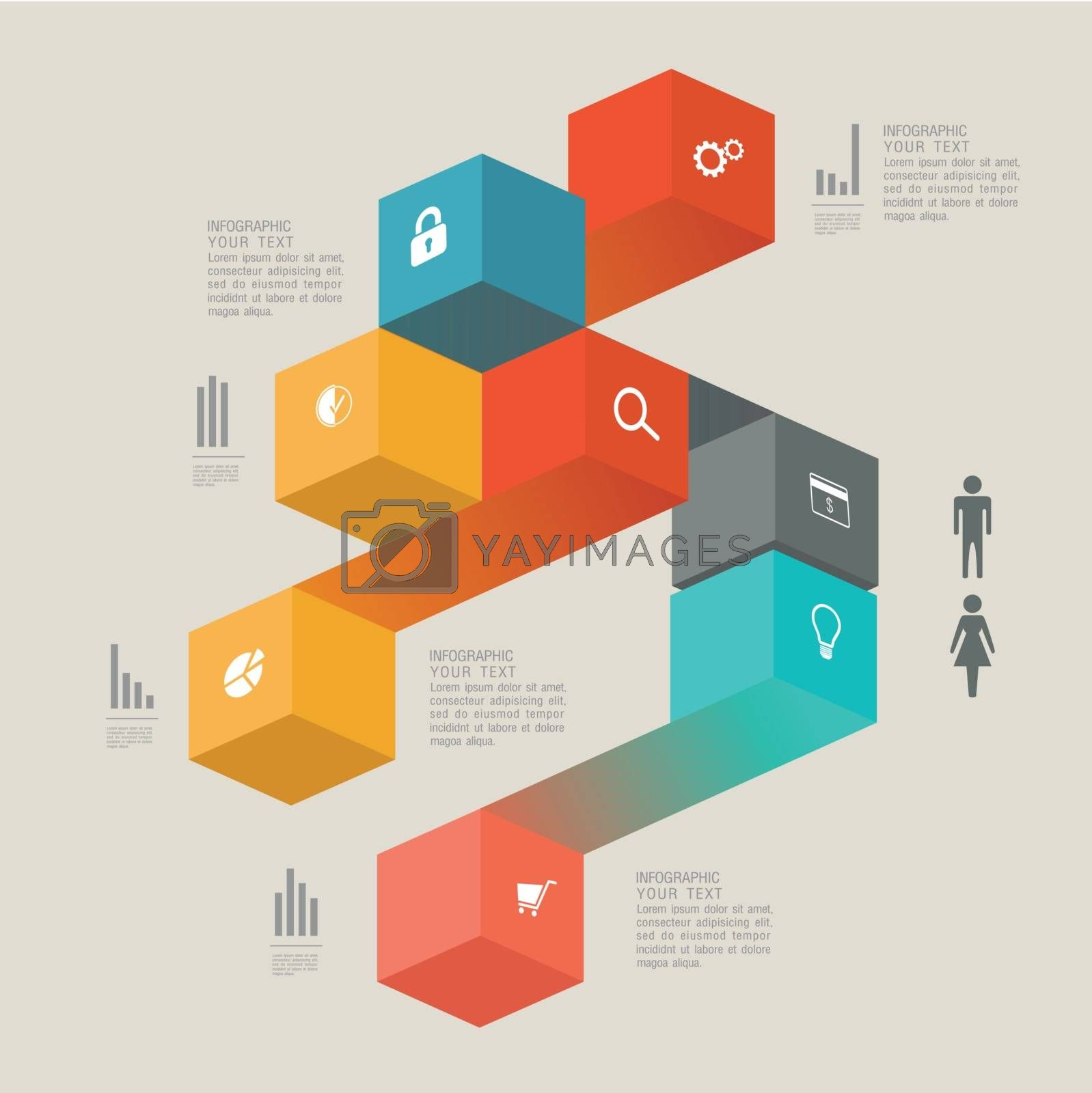 Business Solution infographic by suriya_aof9