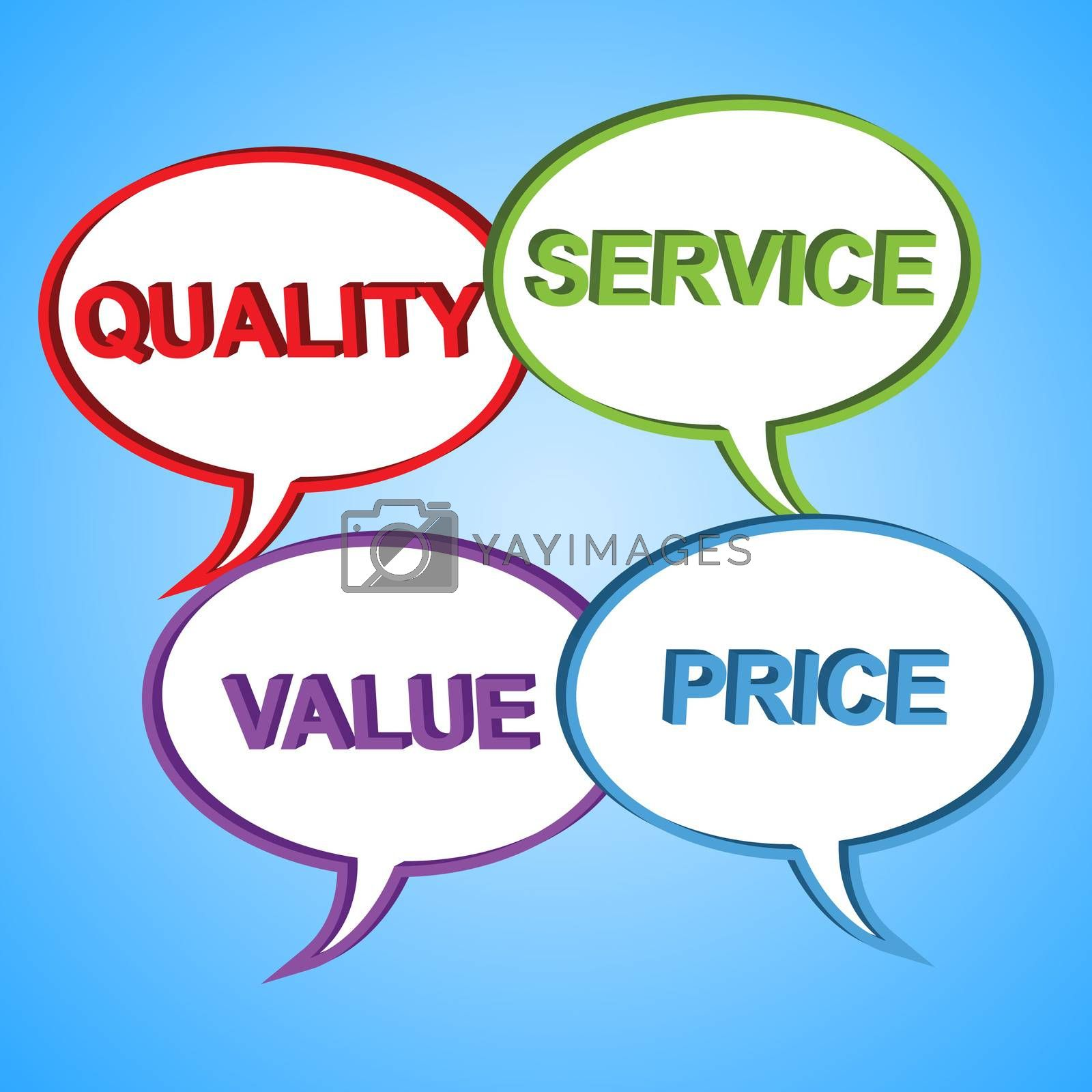 Quality Words Indicates Satisfied Satisfaction And Certified by stuartmiles