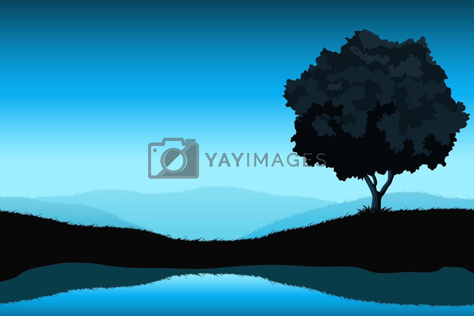 Amazing landscape by WaD