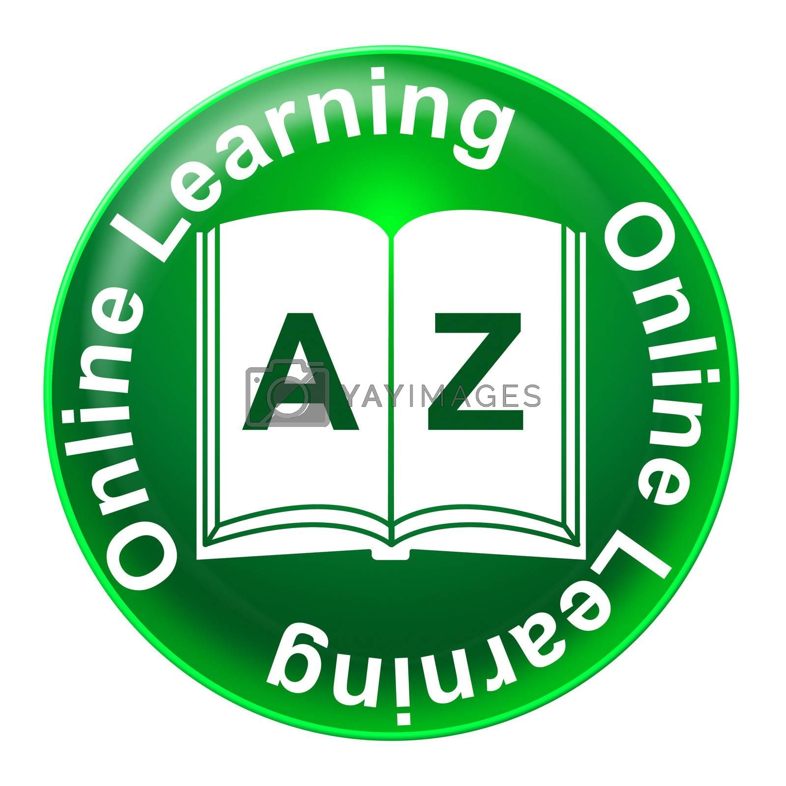 Online Learning Shows World Wide Web And College by stuartmiles