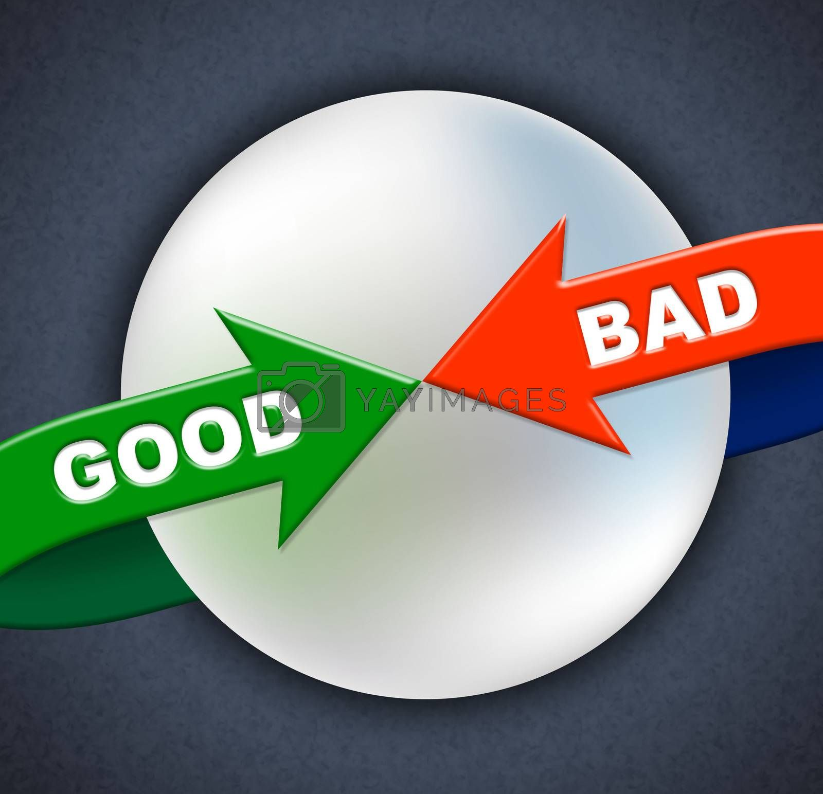 Good Bad Arrows Shows First Rate And Amateurish by stuartmiles