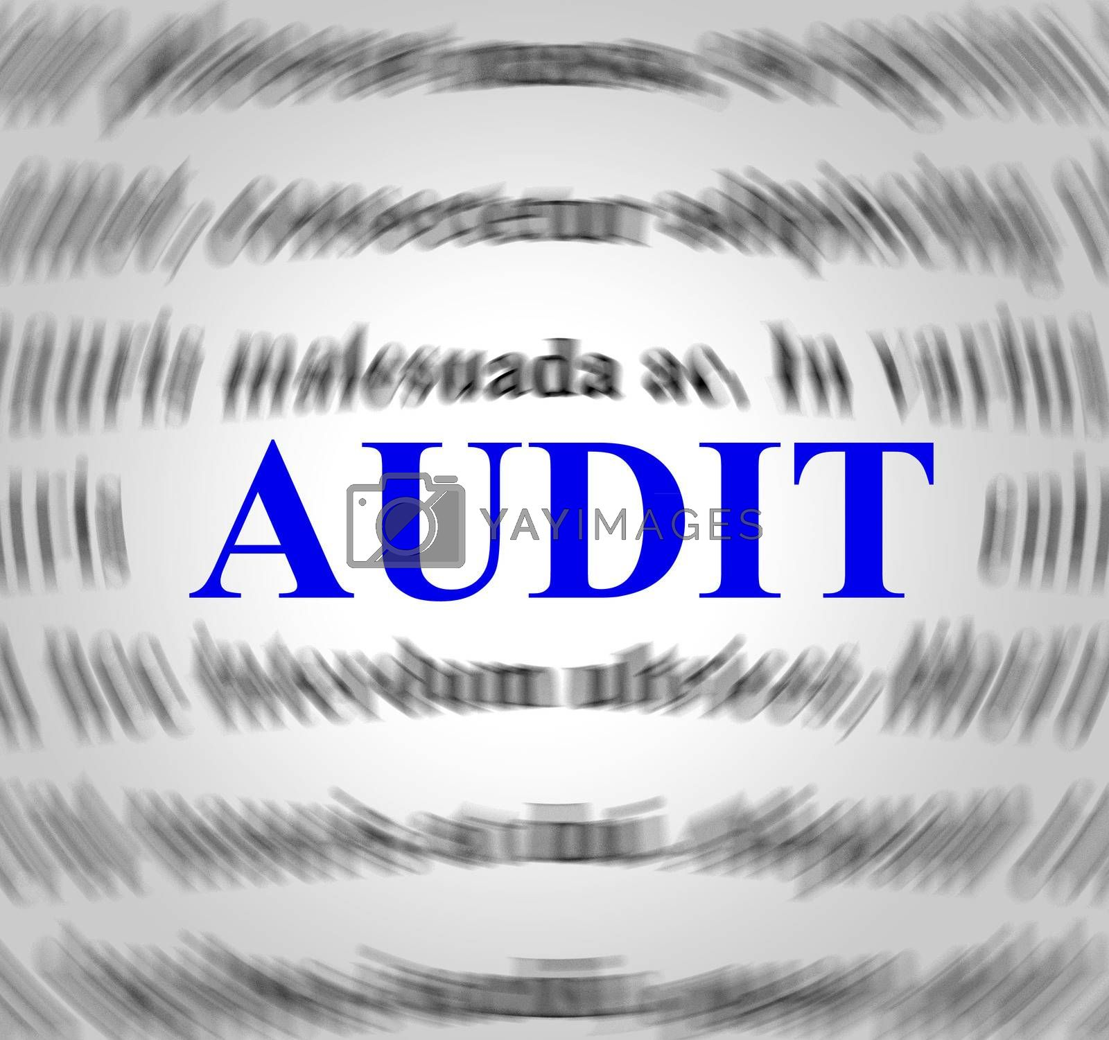 Audit Definition Means Validation Analysis And Inspect by stuartmiles