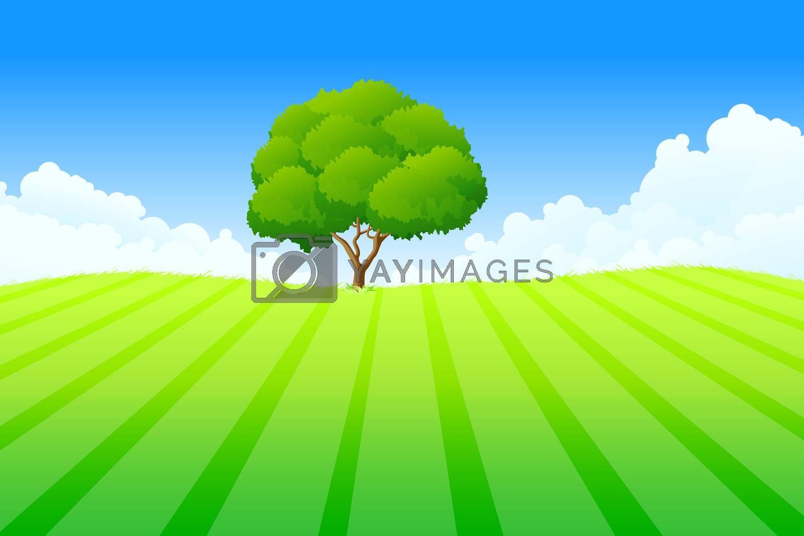 Fresh Landscape by WaD