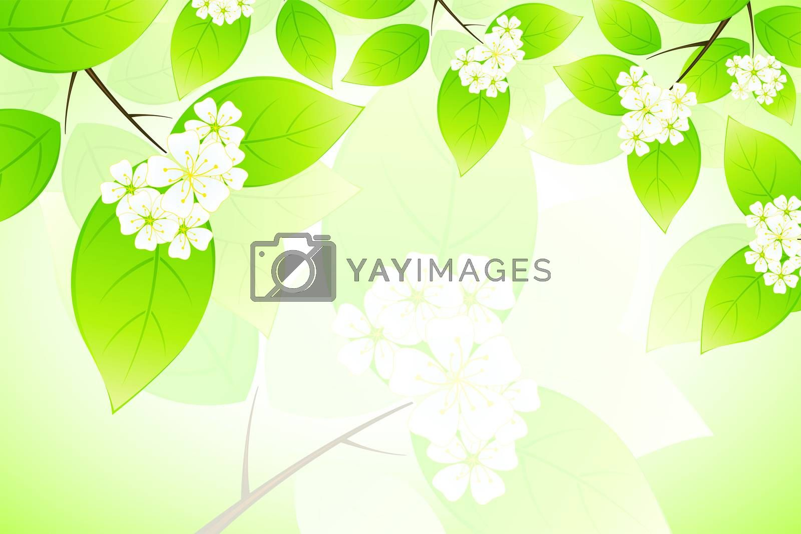 Green nature by WaD
